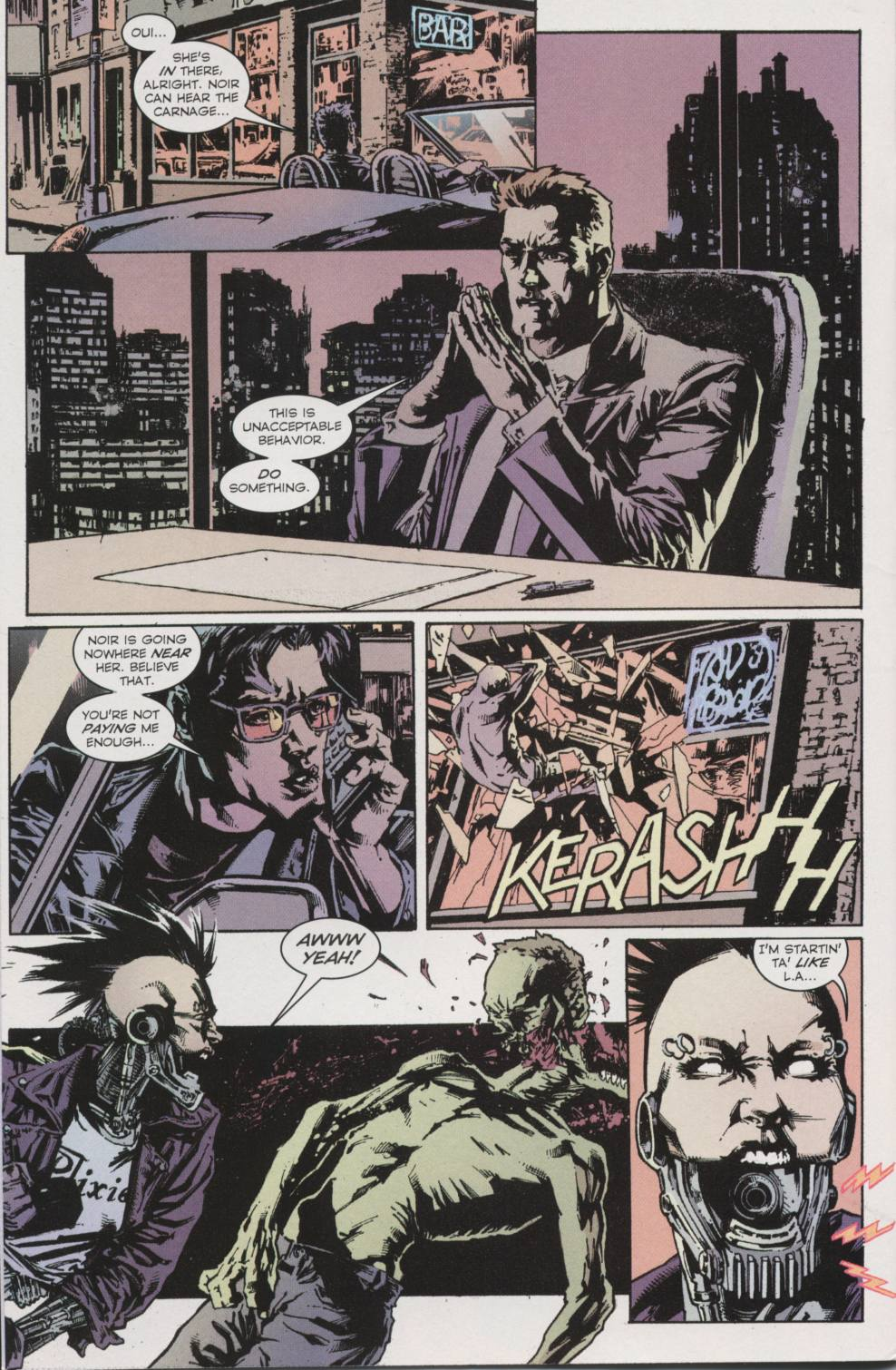 Wildcats (1999) _Annual 2000 #1 - English 6