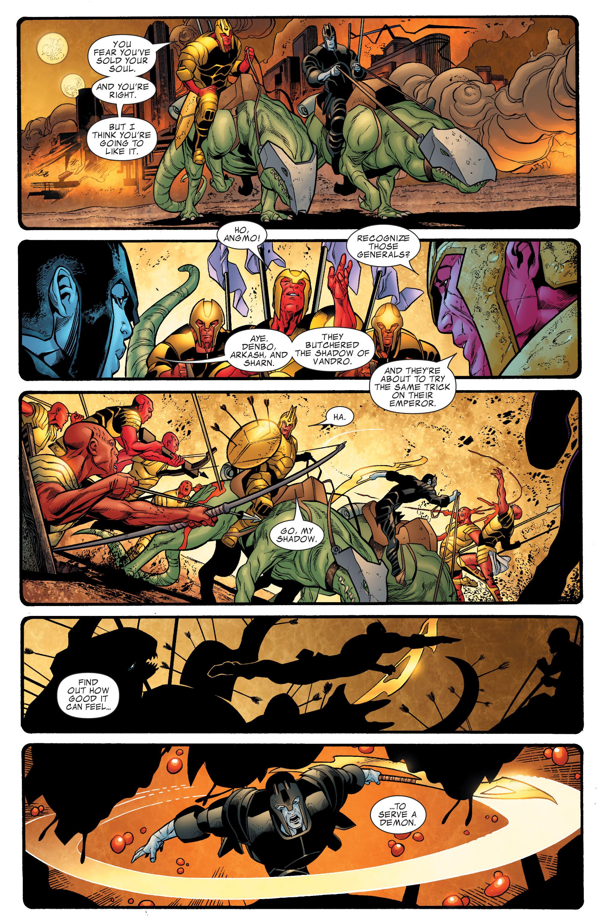 Read online World War Hulk Aftersmash: Warbound, Vol. 1 comic -  Issue #2 - 22
