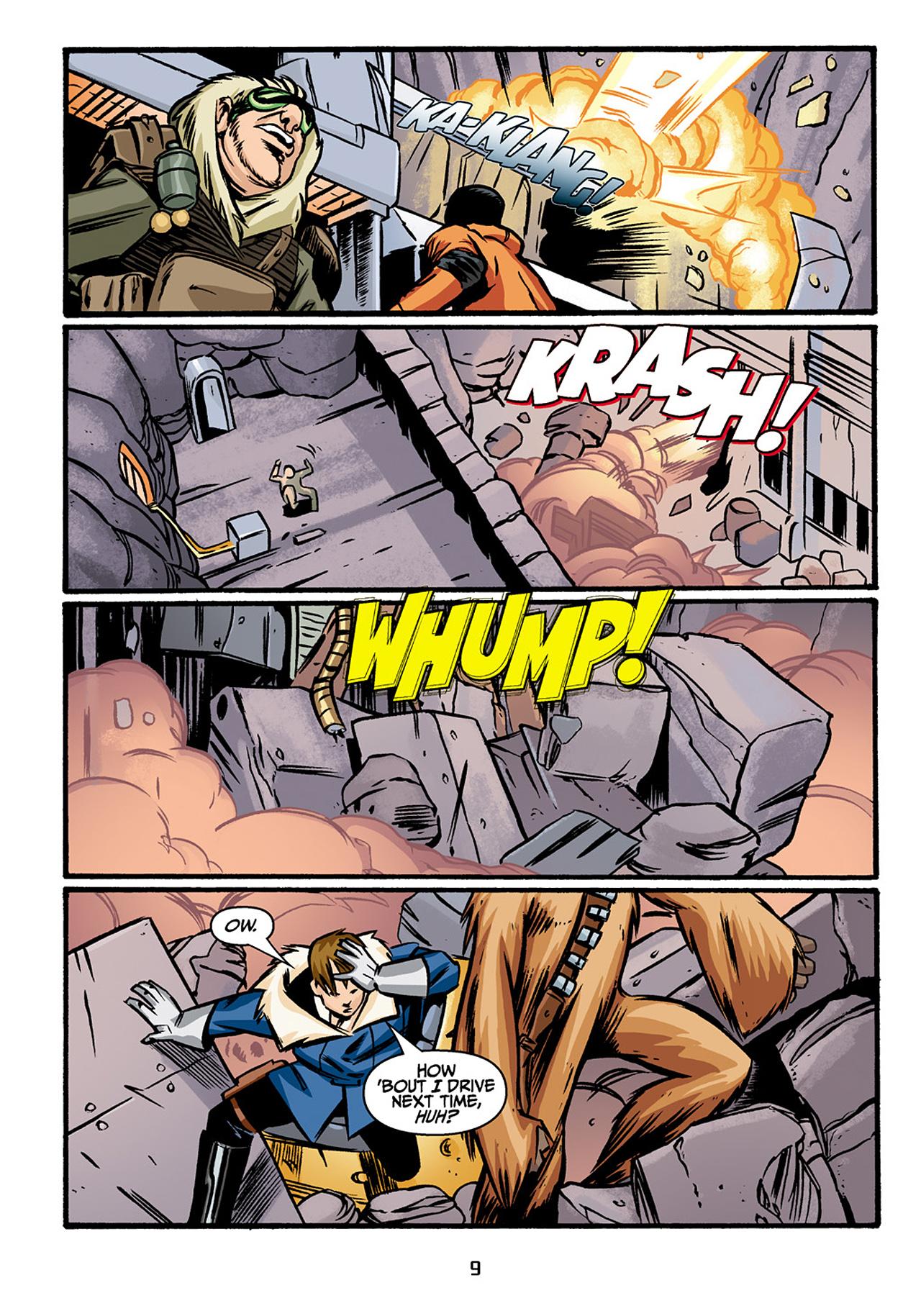 Read online Star Wars Omnibus comic -  Issue # Vol. 33 - 11