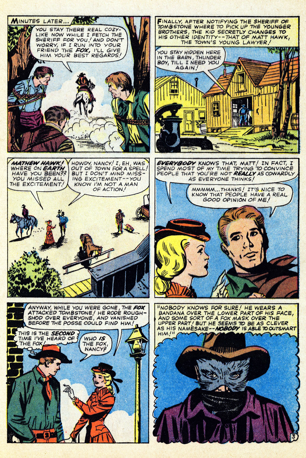Read online Two-Gun Kid comic -  Issue #67 - 5