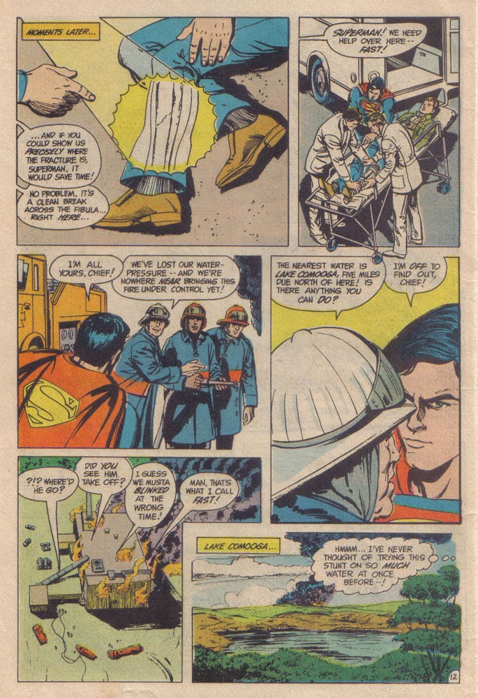 Read online Superman III comic -  Issue # Full - 12