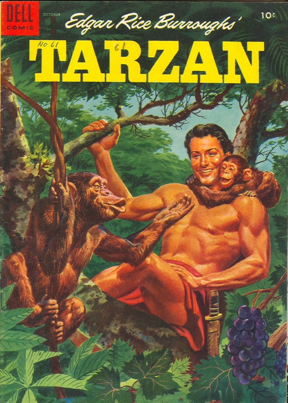 Tarzan (1948) issue 61 - Page 1