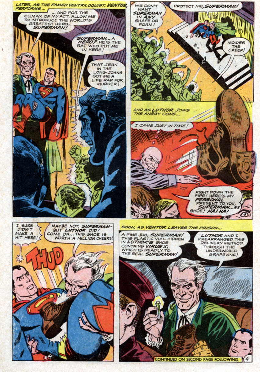 Read online Action Comics (1938) comic -  Issue #363 - 6