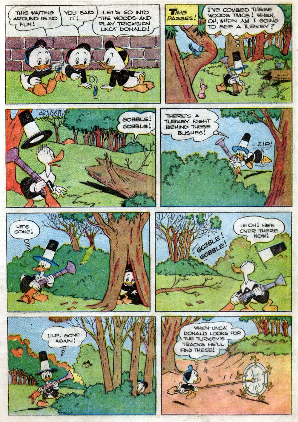Walt Disney's Comics and Stories issue 87 - Page 5