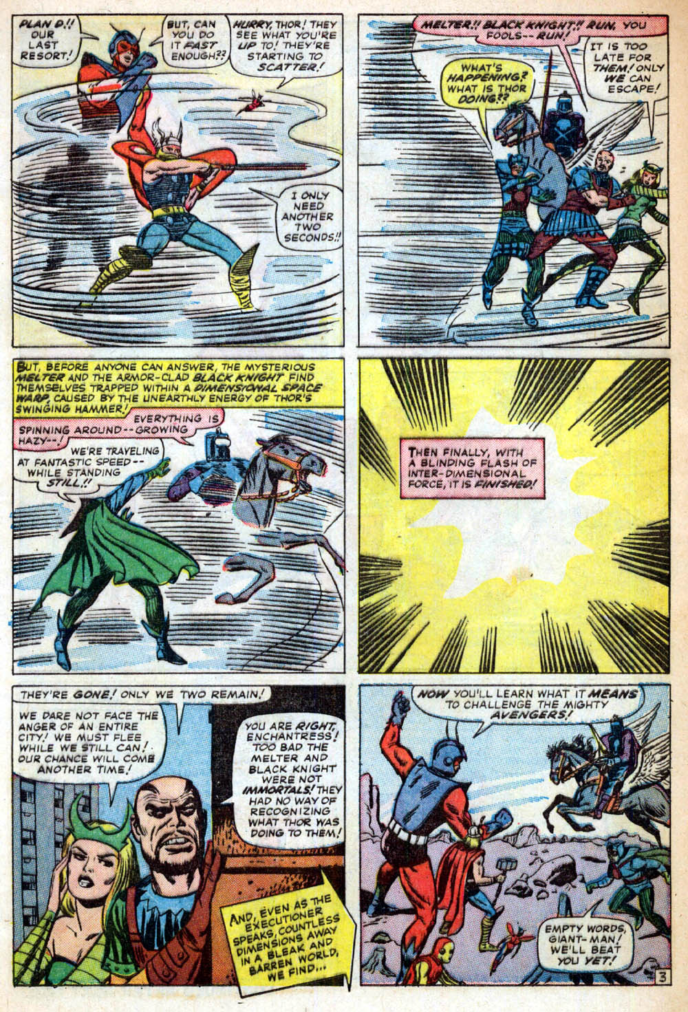 The Avengers (1963) 16 Page 4