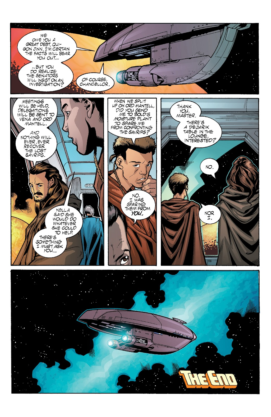 Read online Star Wars Legends: Rise of the Sith - Epic Collection comic -  Issue # TPB 1 (Part 4) - 43
