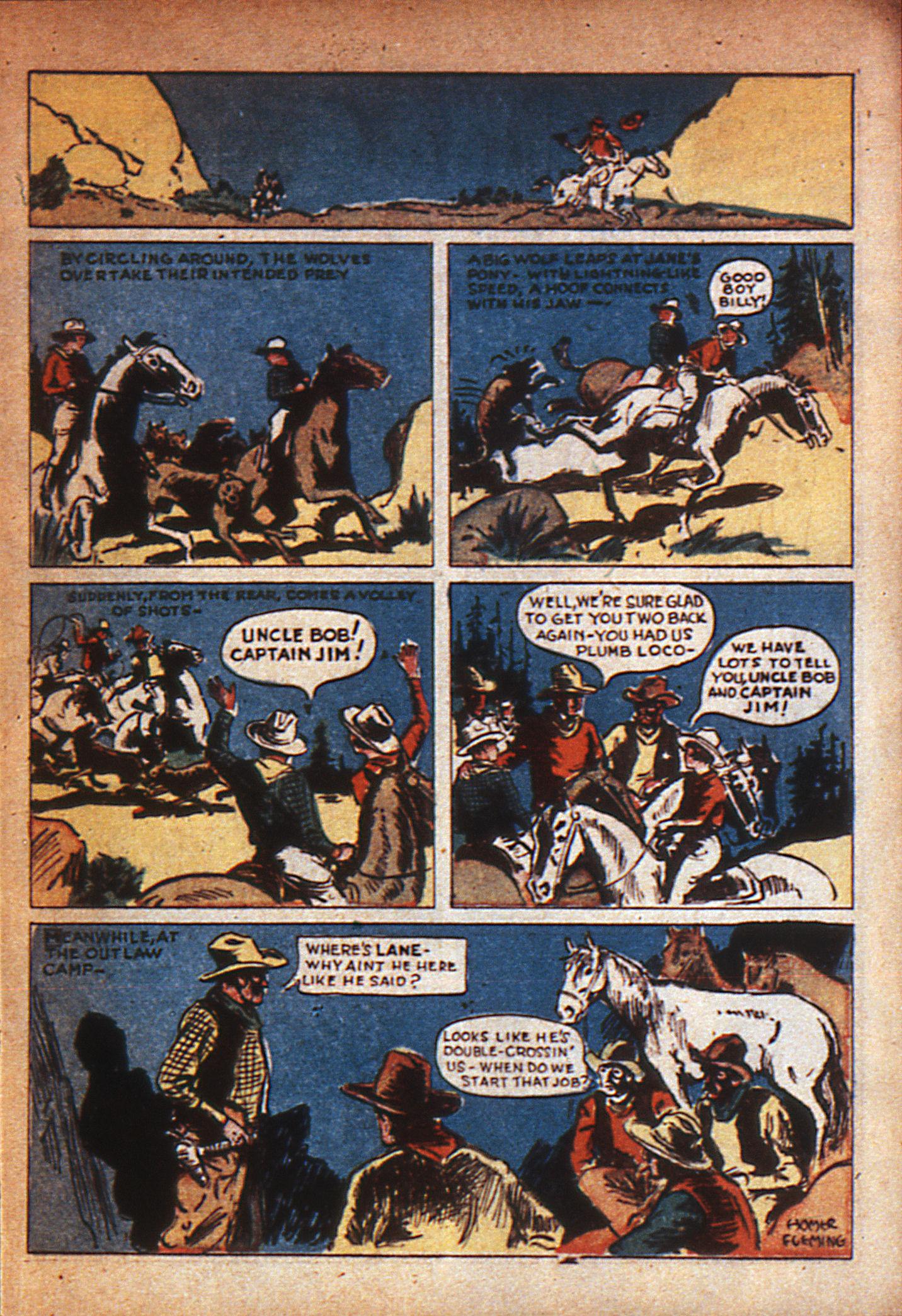 Read online Adventure Comics (1938) comic -  Issue #7 - 6