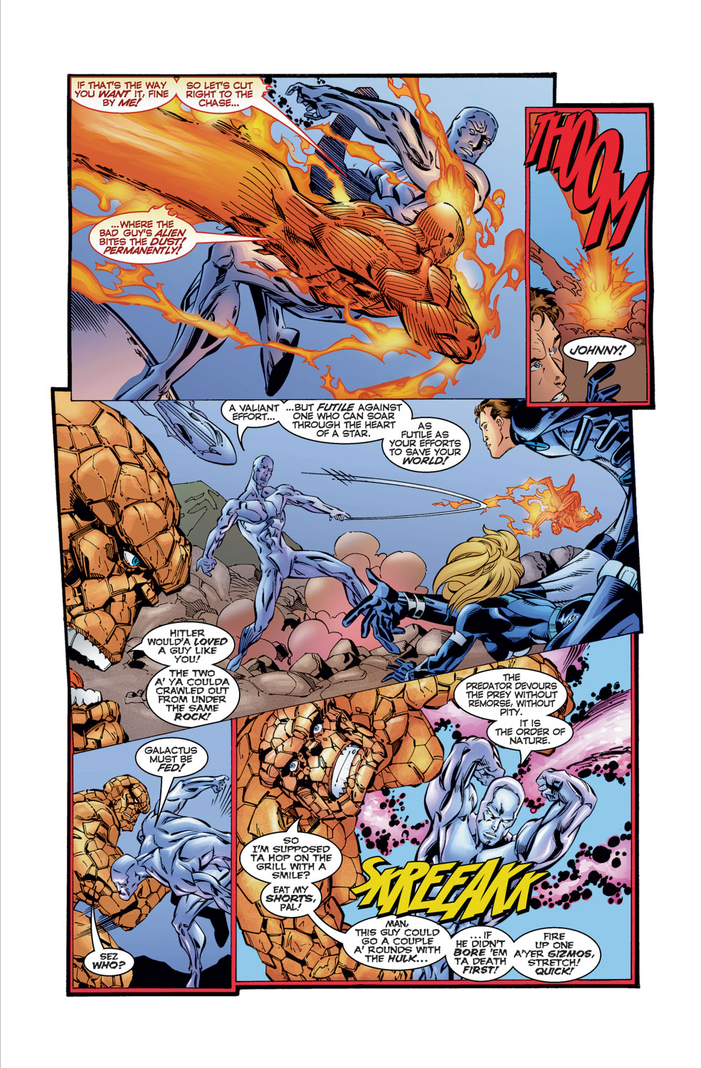 Read online Avengers (1996) comic -  Issue #12 - 13