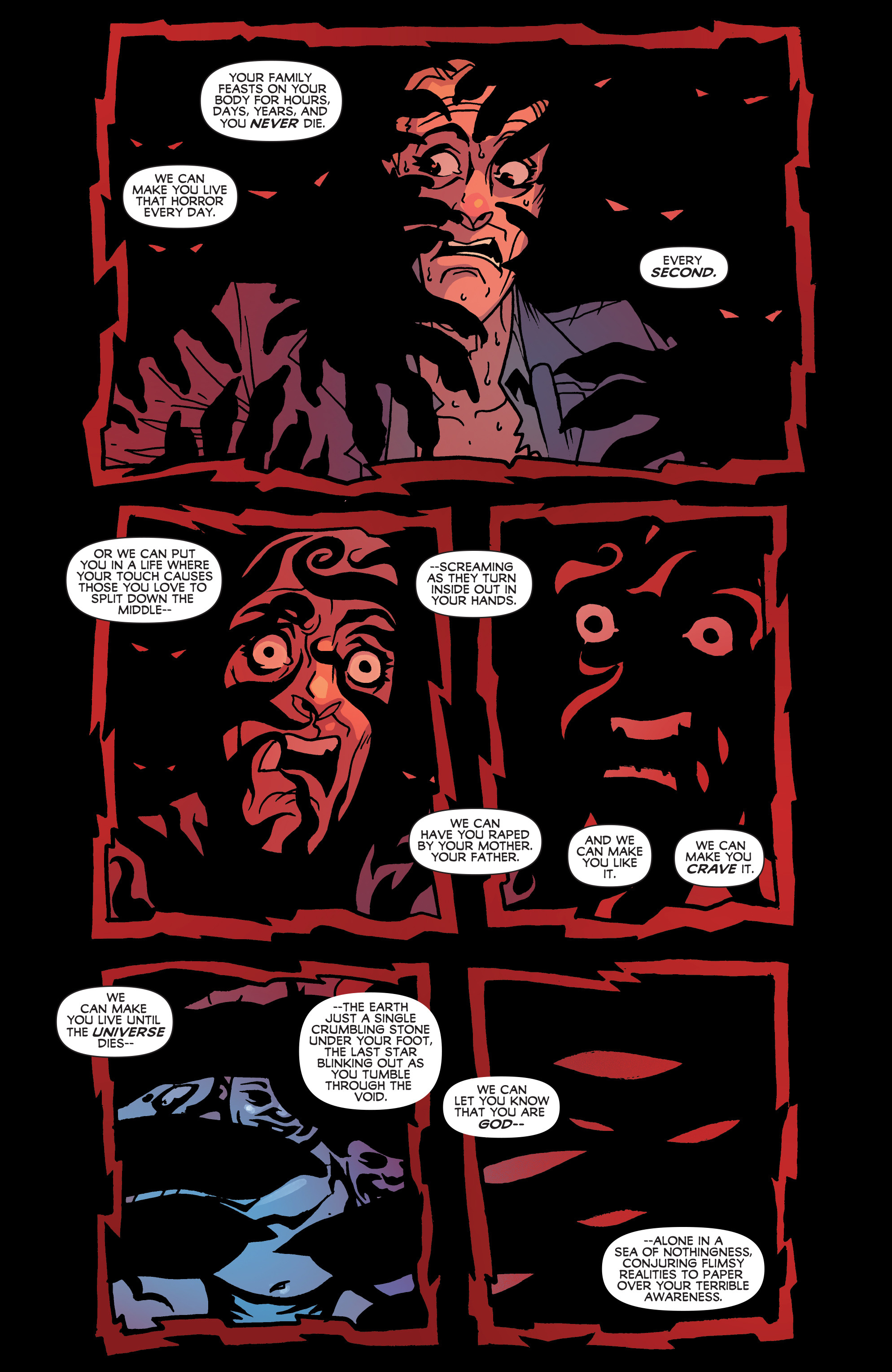 Read online Blood Blister comic -  Issue #2 - 5