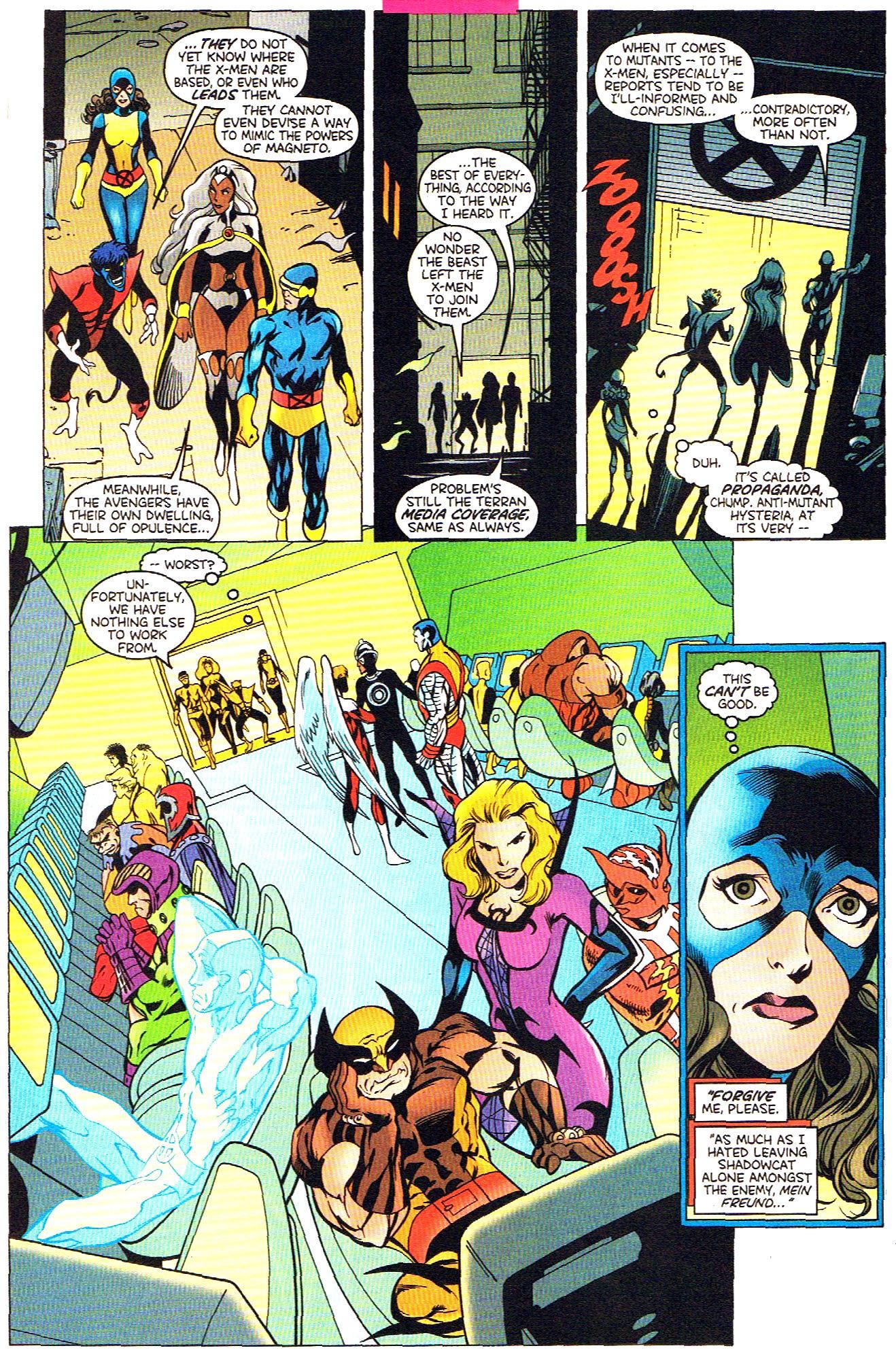 X-Men (1991) 89 Page 27
