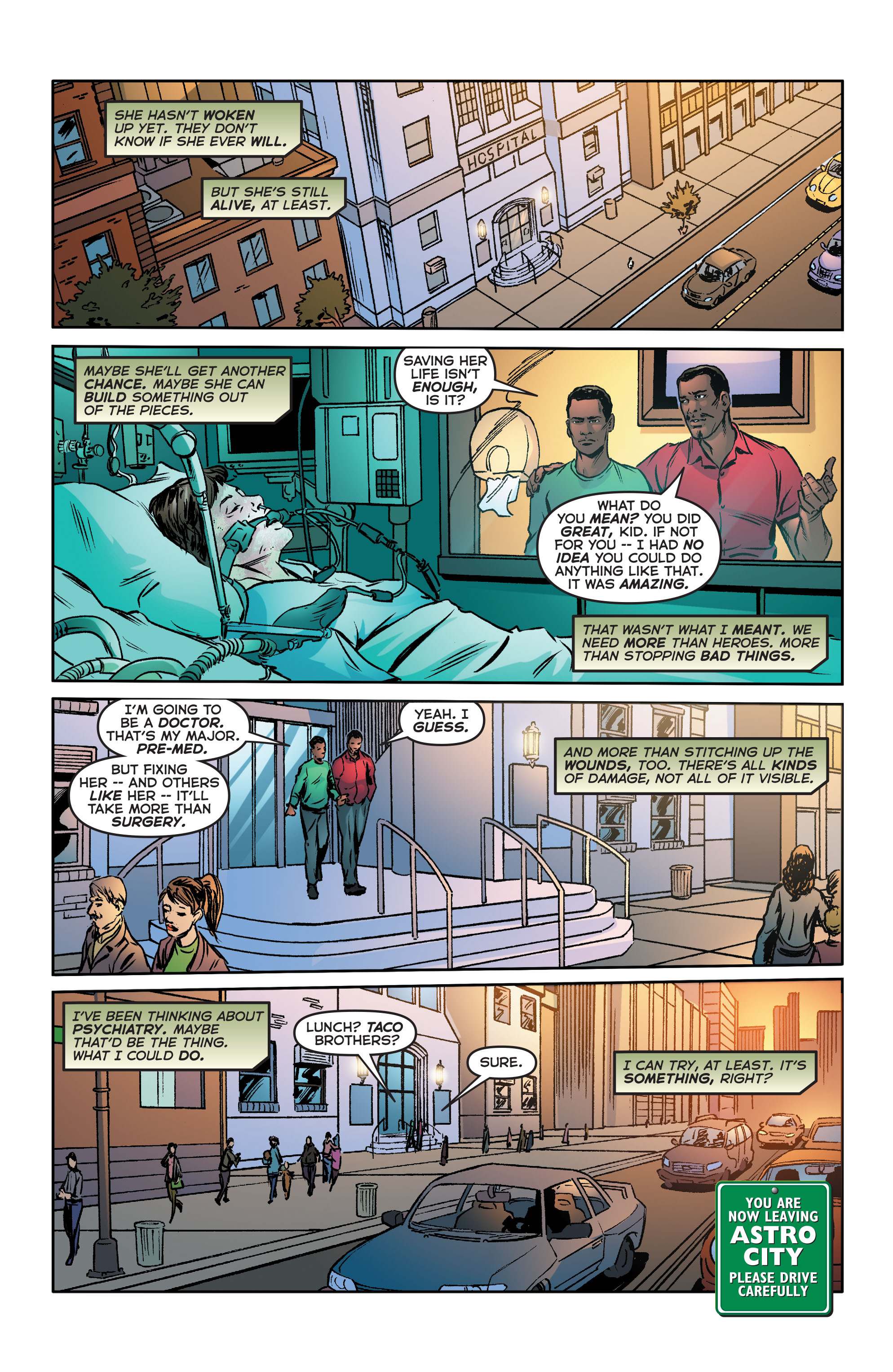 Read online Astro City comic -  Issue #36 - 25