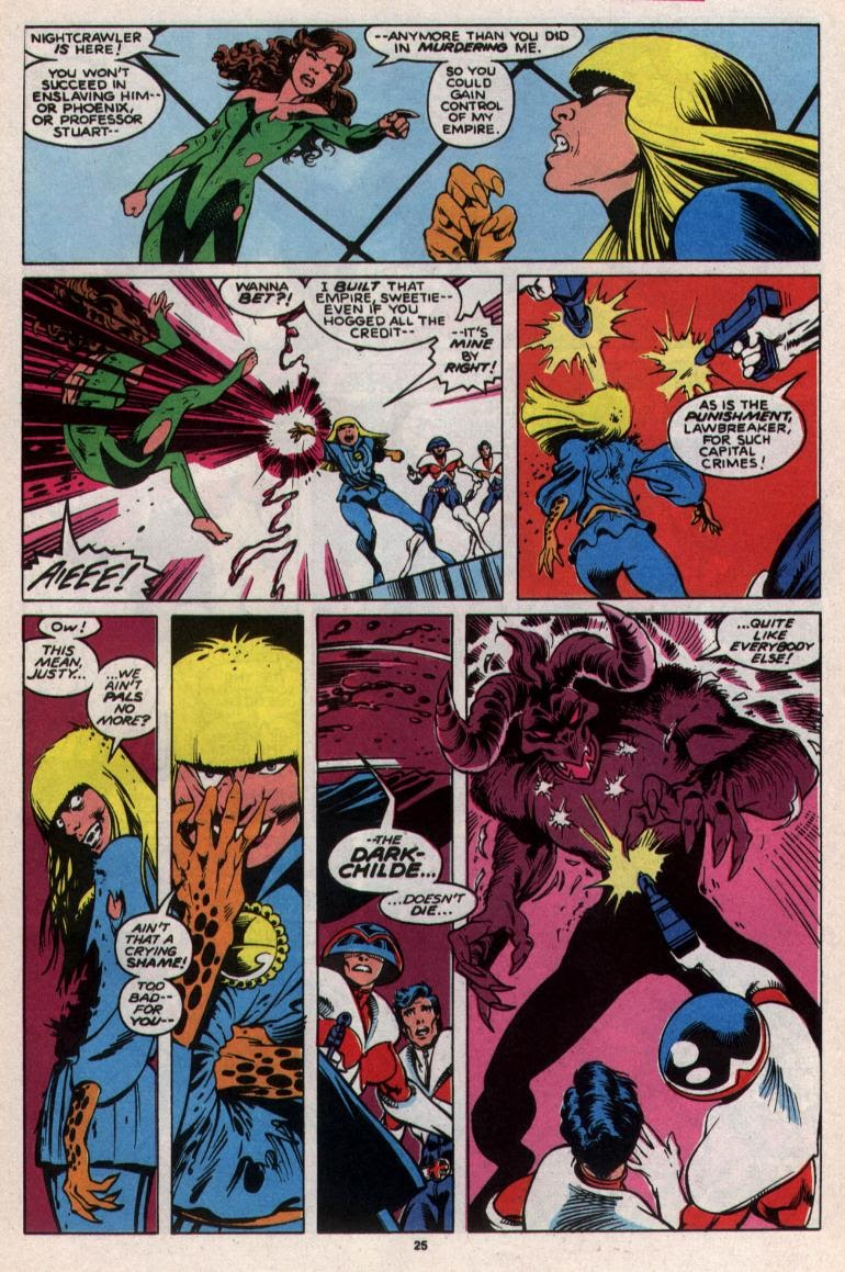 Excalibur (1988) issue 23 - Page 20