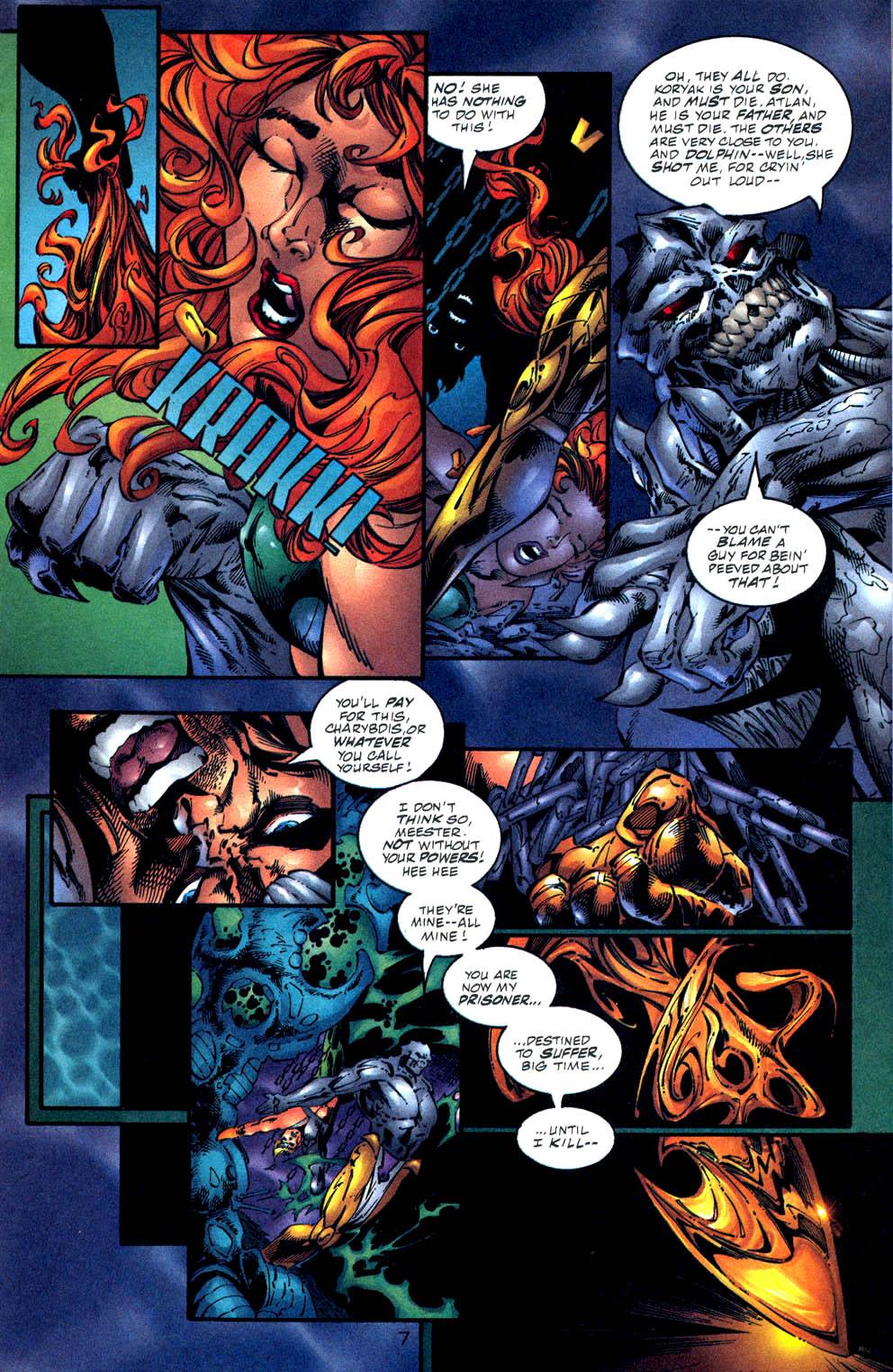 Read online Aquaman (1994) comic -  Issue #57 - 8
