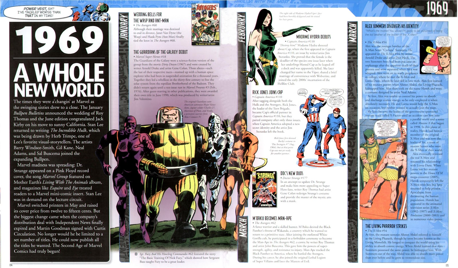 Read online Marvel Chronicle comic -  Issue # TPB (Part 2) - 32