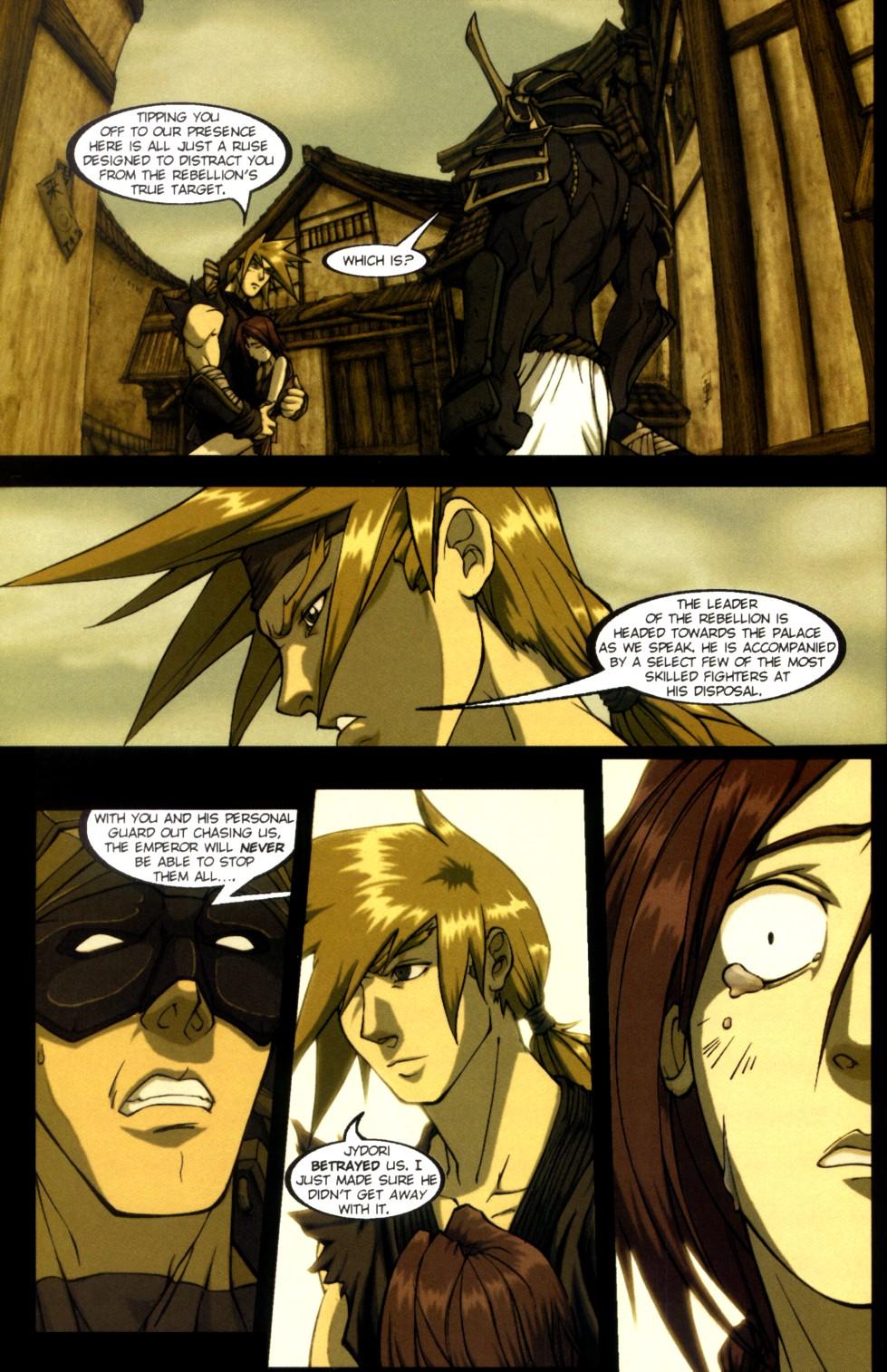 Read online Shidima comic -  Issue #3 - 10