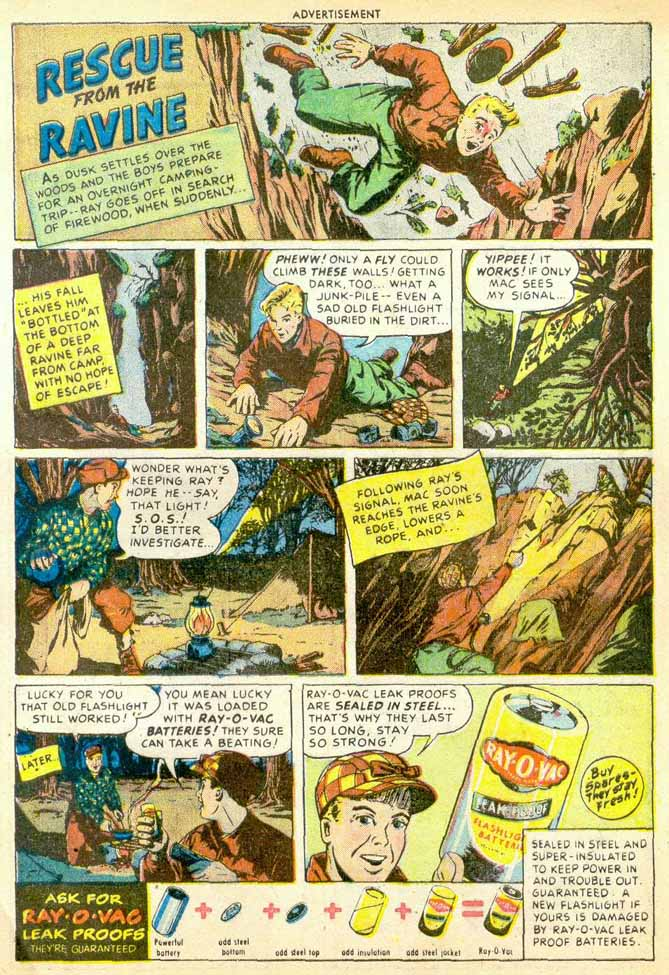 Comic Cavalcade issue 35 - Page 55