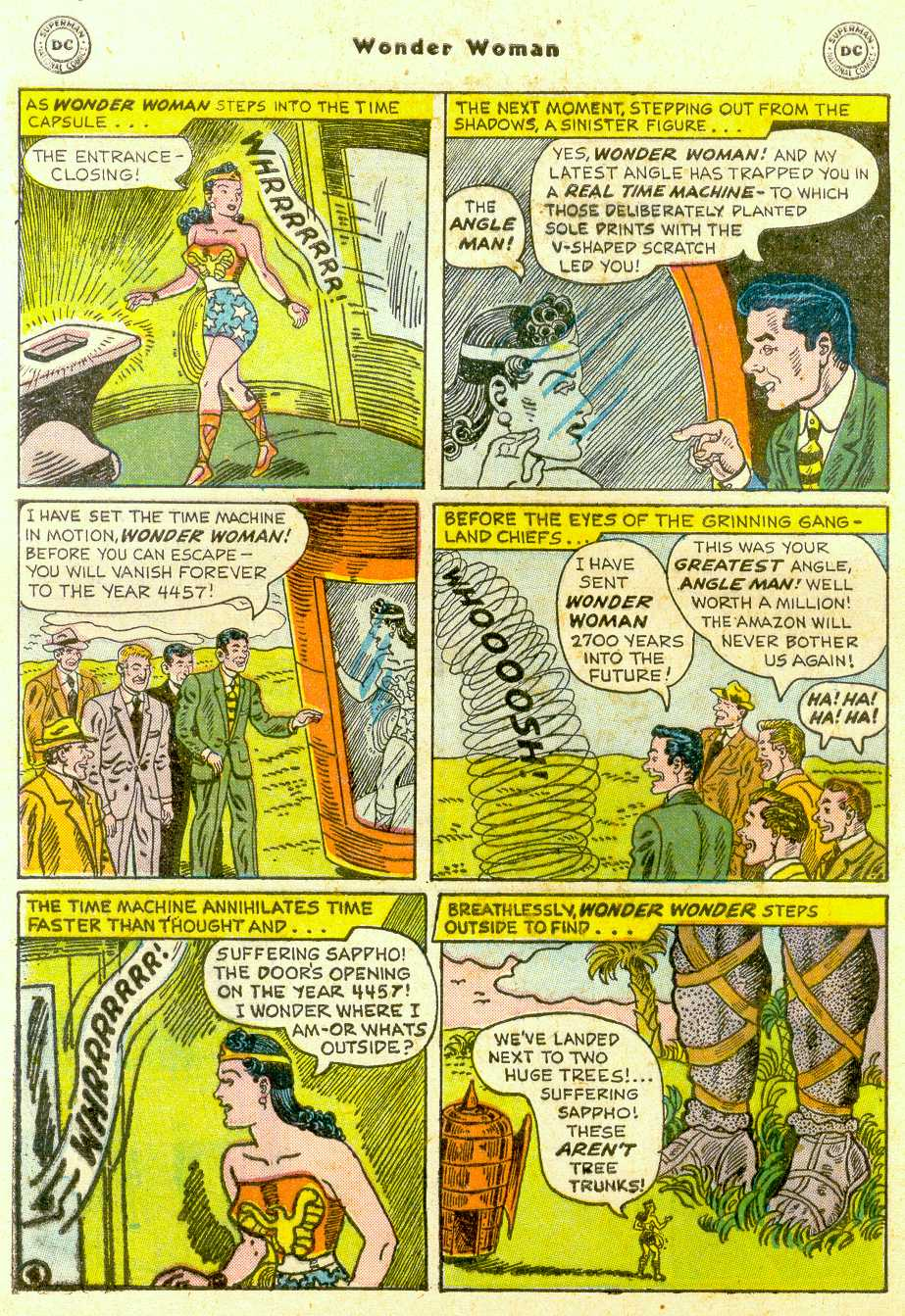 Read online Wonder Woman (1942) comic -  Issue #96 - 29