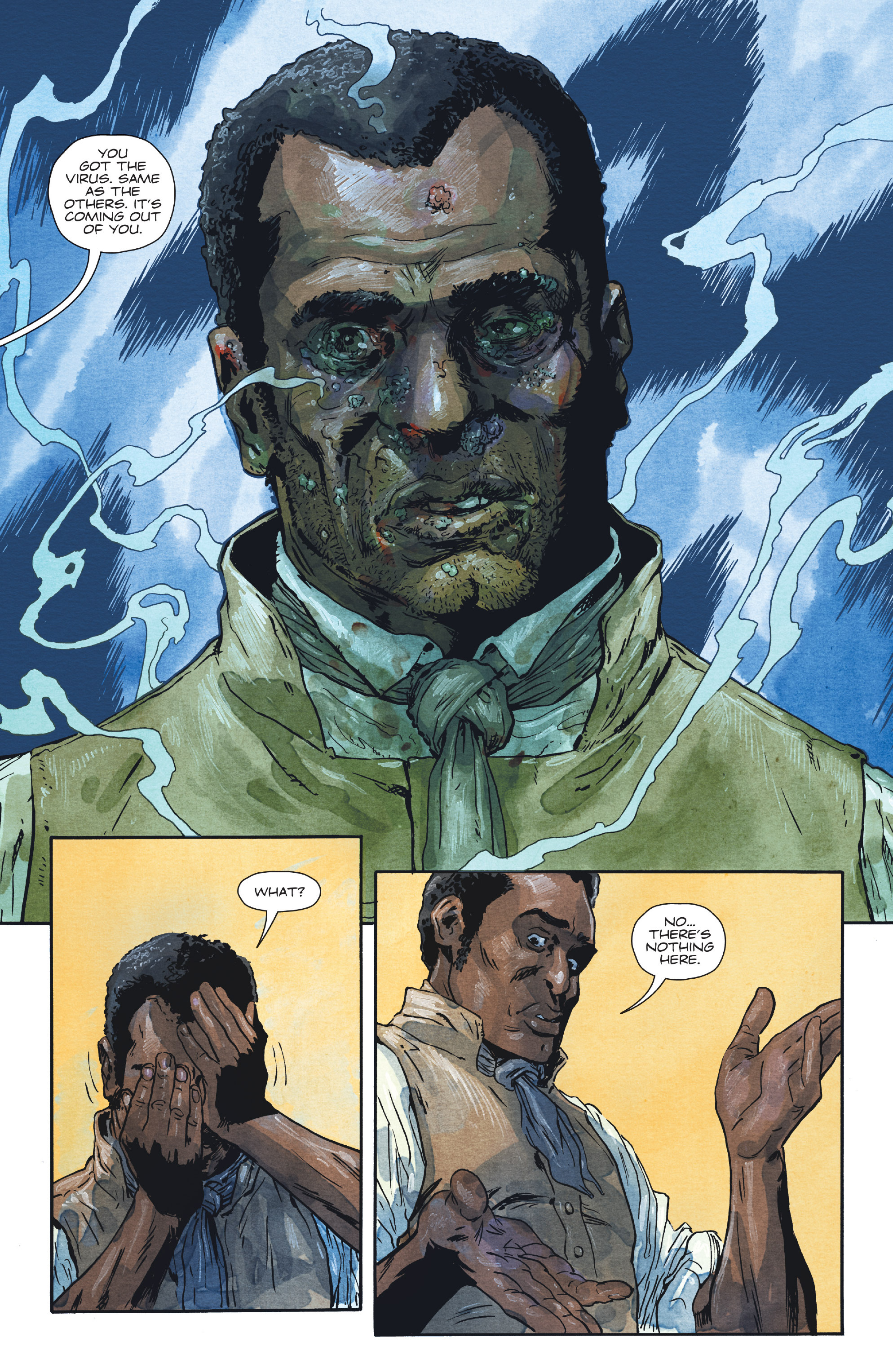 Read online Manifest Destiny comic -  Issue #28 - 12