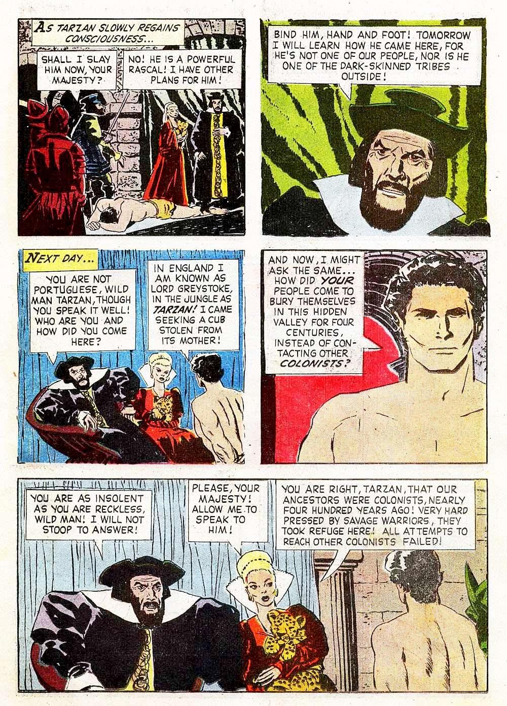 Tarzan (1962) issue 136 - Page 11