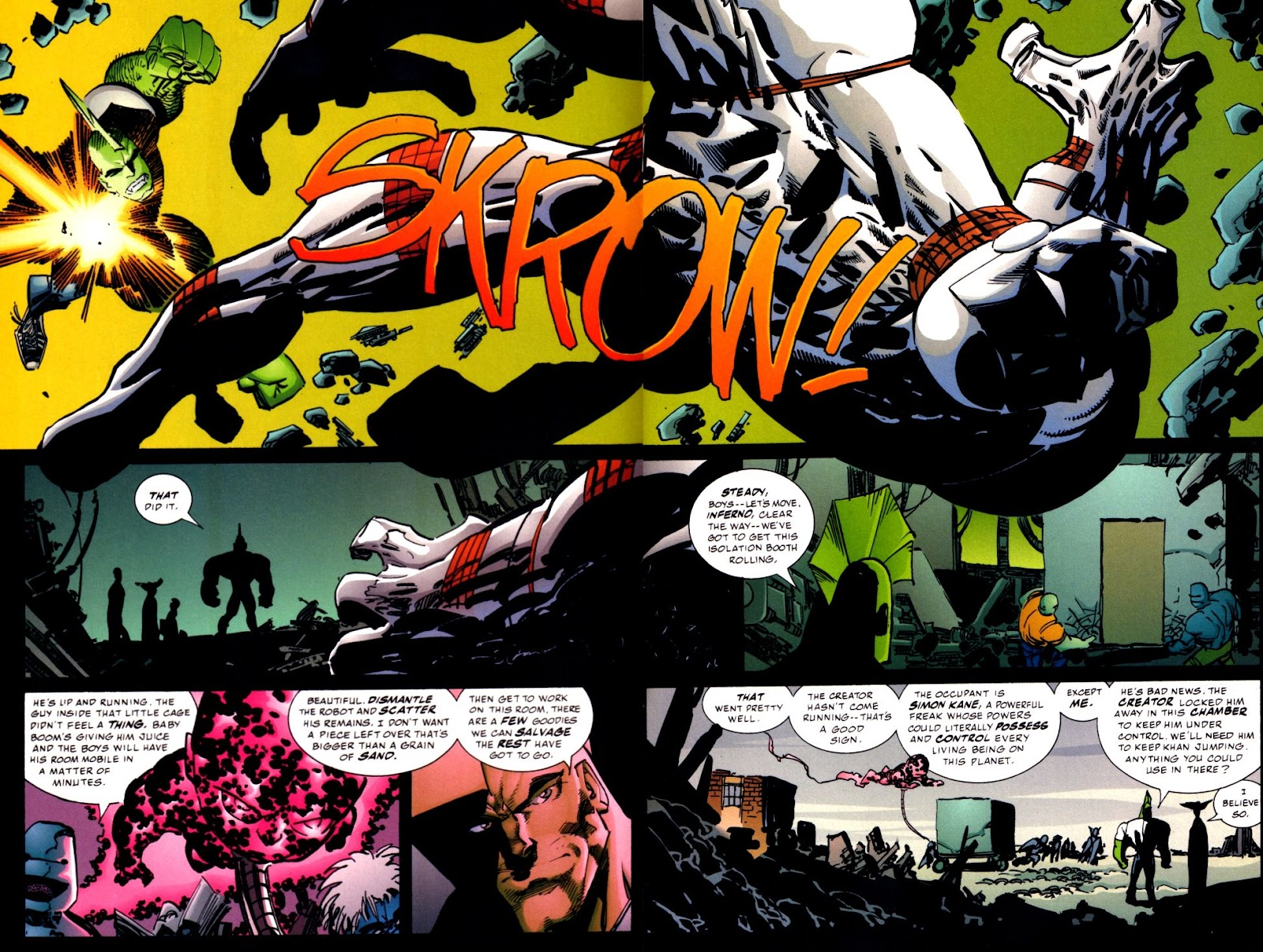 The Savage Dragon (1993) Issue #93 #96 - English 9