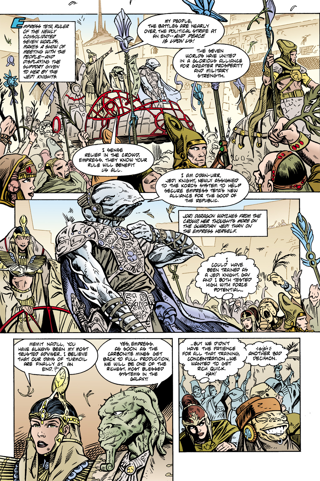Read online Star Wars Omnibus comic -  Issue # Vol. 4 - 32