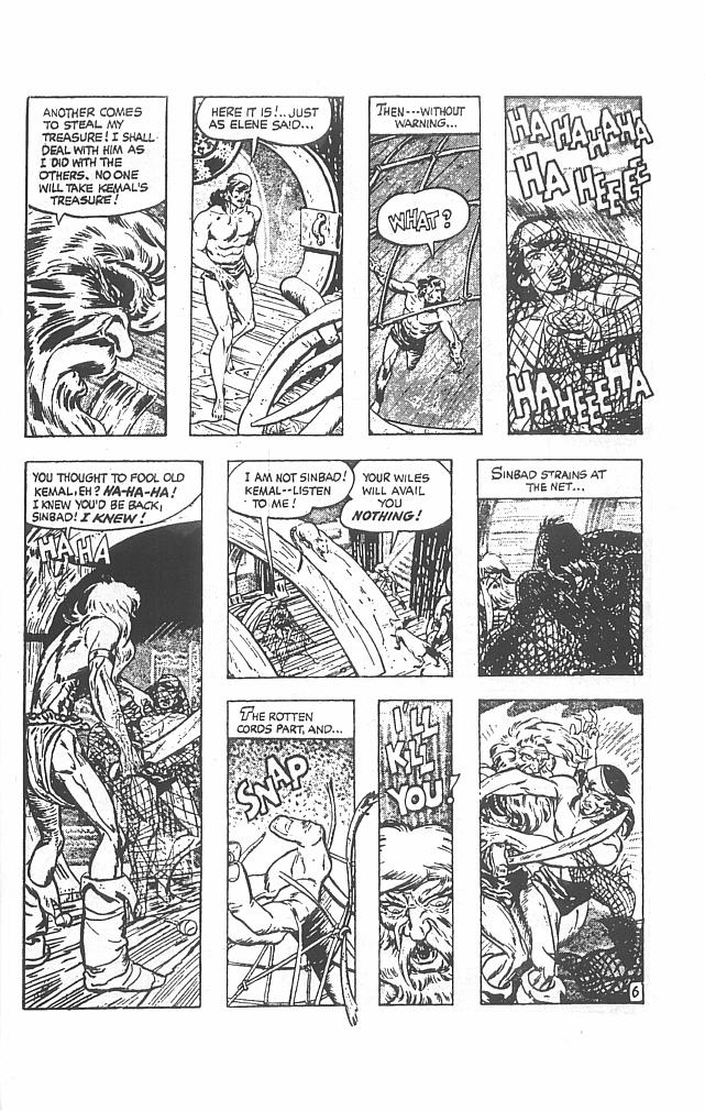 Read online Men of Mystery Comics comic -  Issue #18 - 33