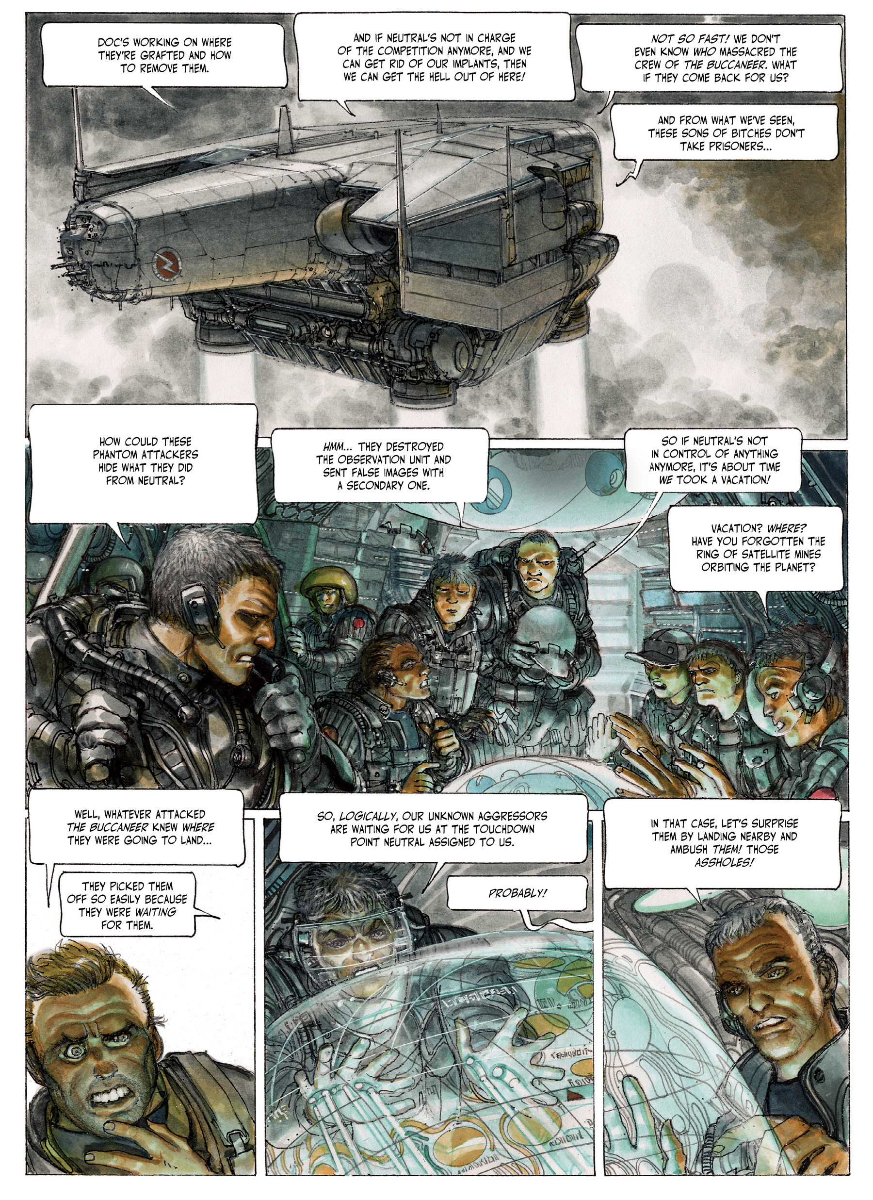 Read online The Fourth Power comic -  Issue #4 - 22