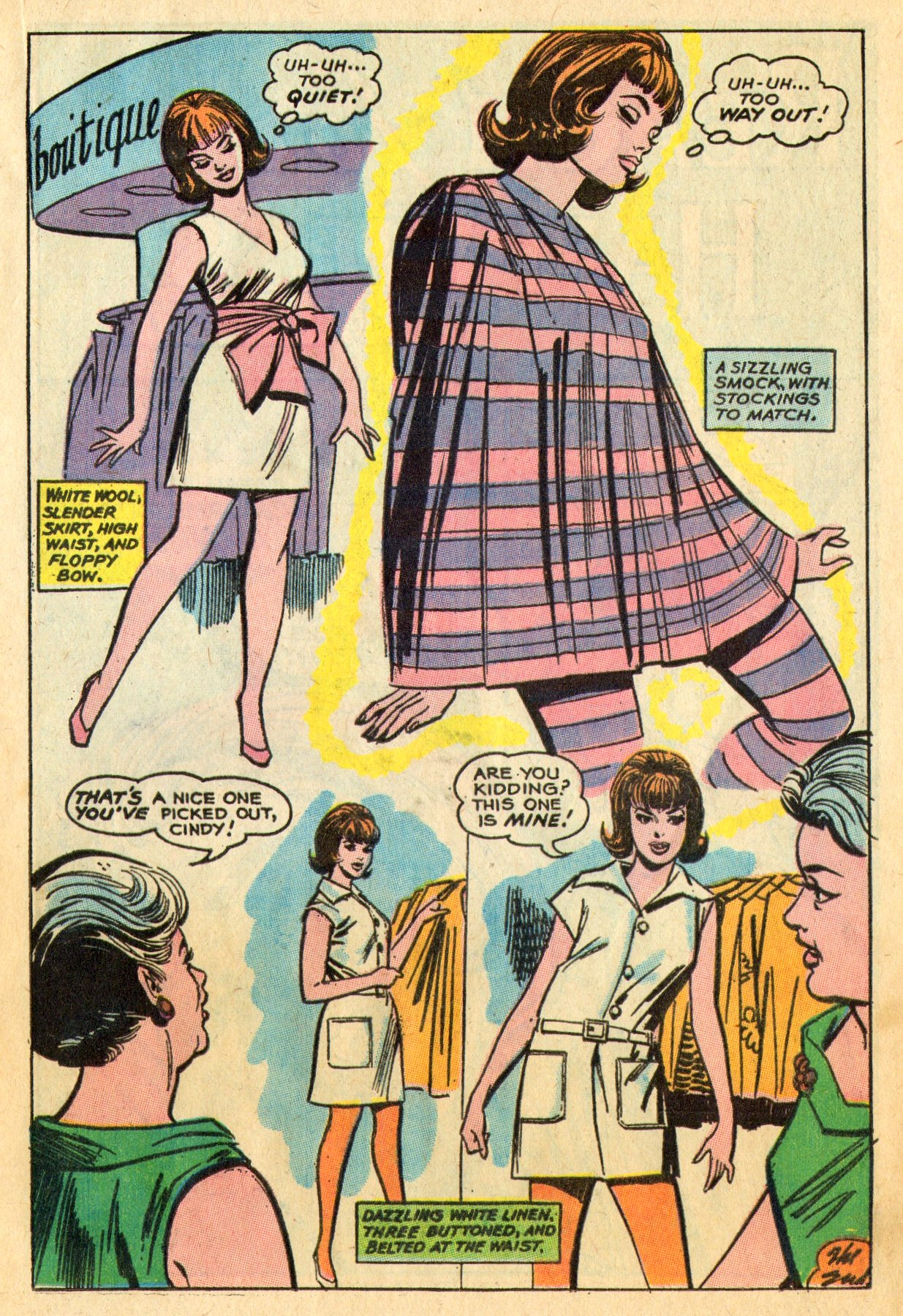 Read online Secret Hearts comic -  Issue #136 - 17
