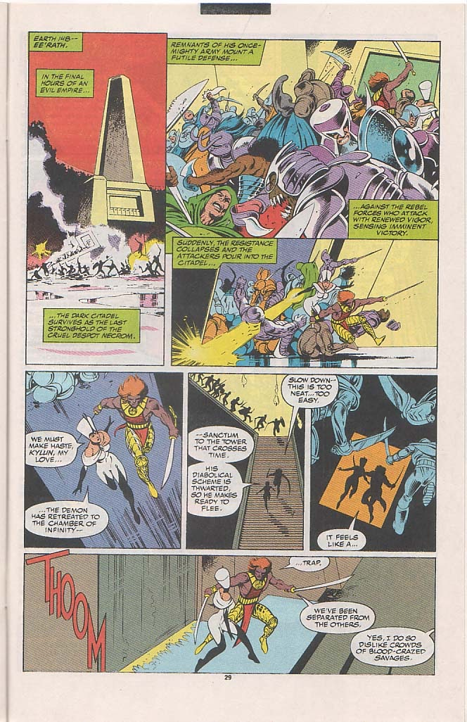 Excalibur (1988) issue 45 - Page 21