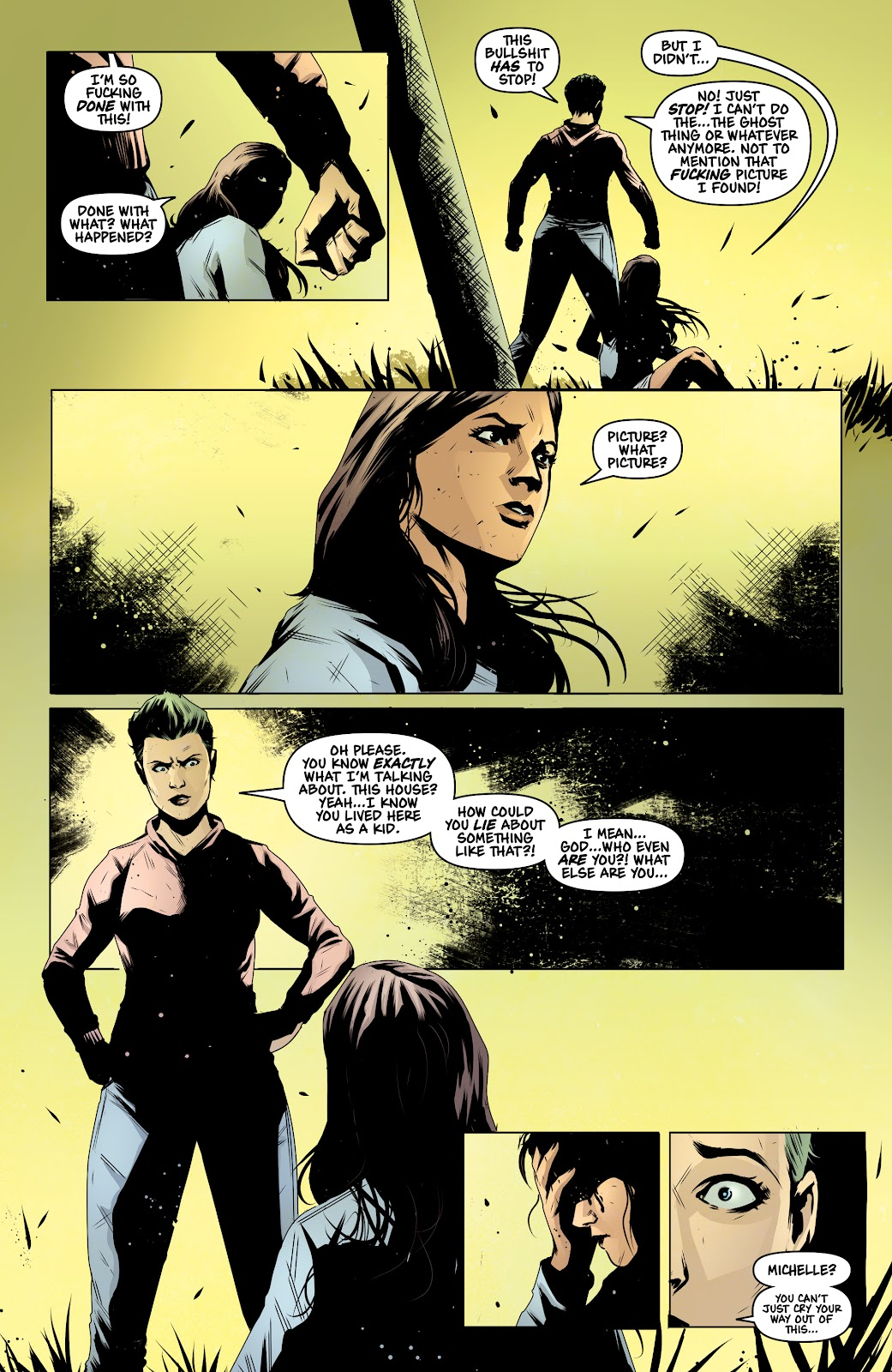 Read online Devil Within comic -  Issue #3 - 18