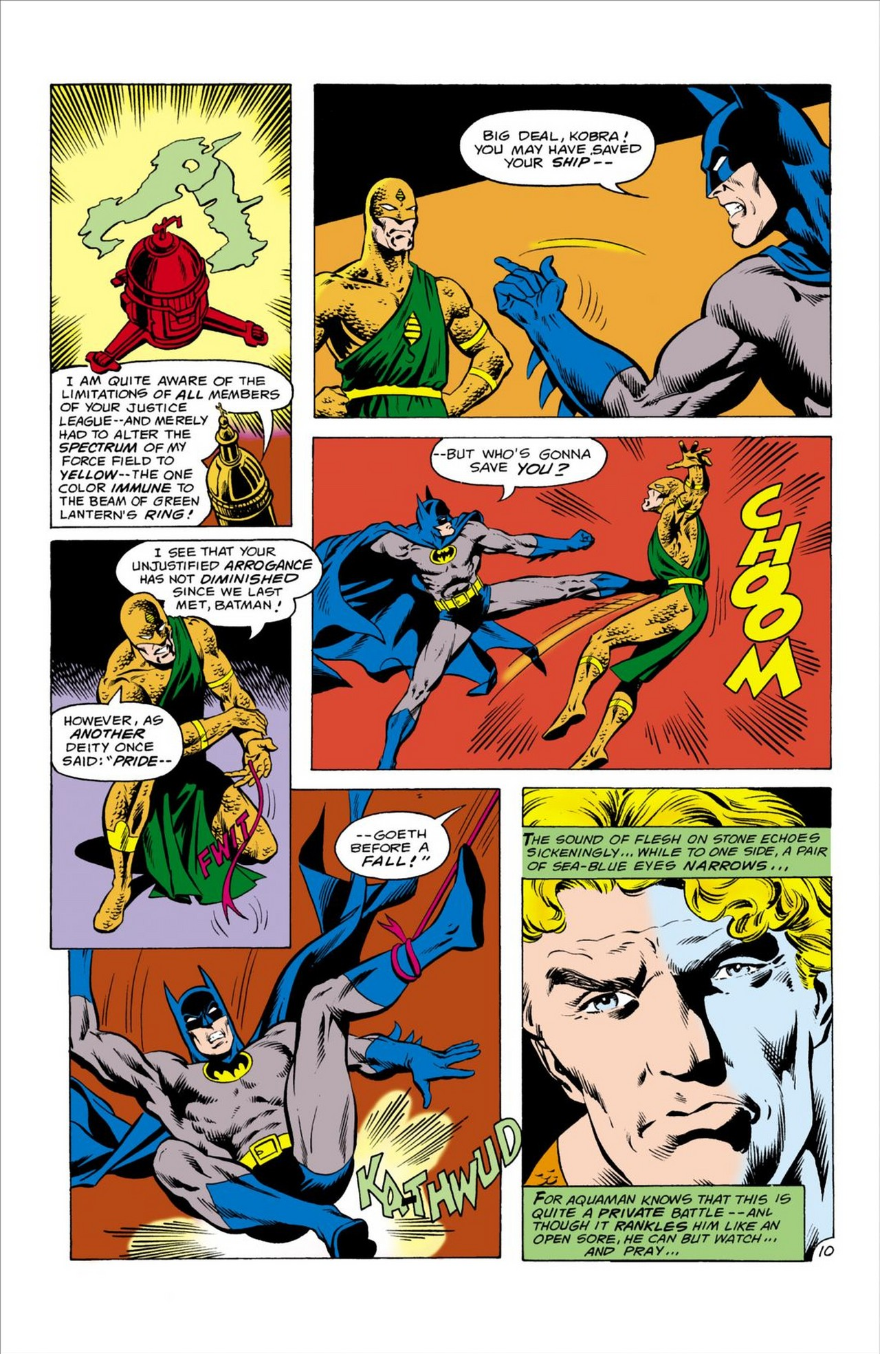 Read online Aquaman (1962) comic -  Issue #61 - 11