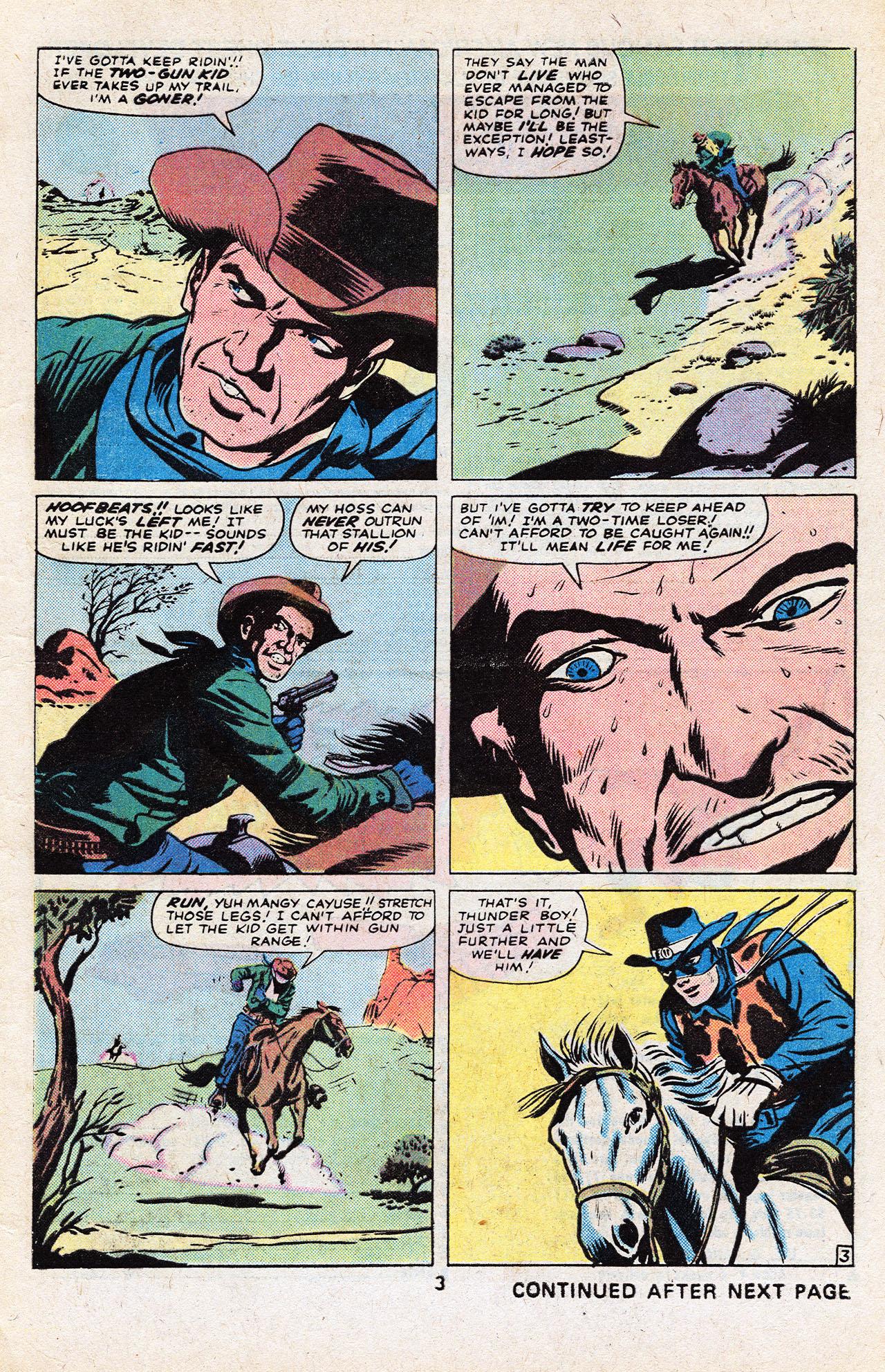 Read online Two-Gun Kid comic -  Issue #133 - 5