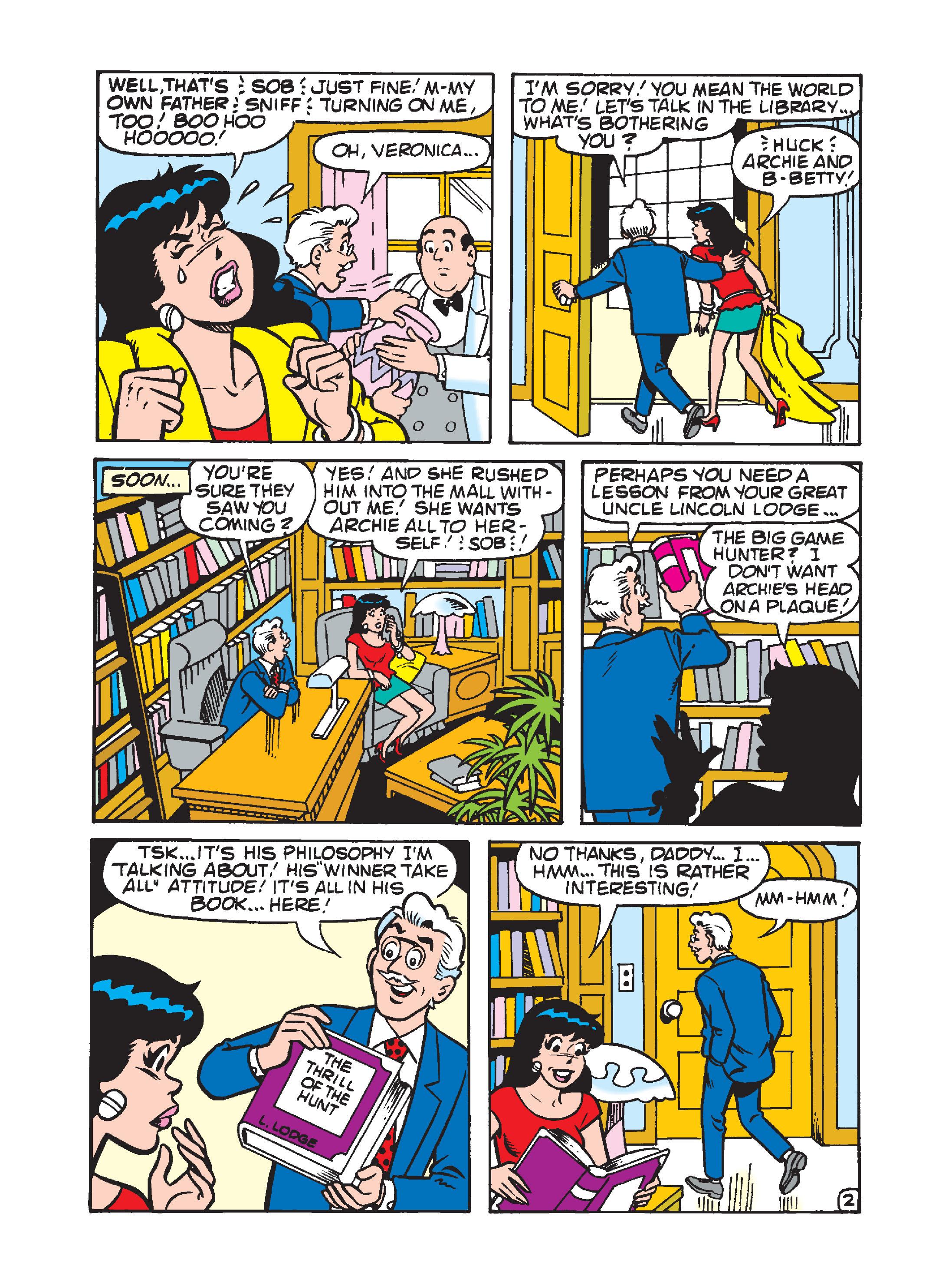 Read online Archie 1000 Page Comics Bonanza comic -  Issue #2 (Part 2) - 44