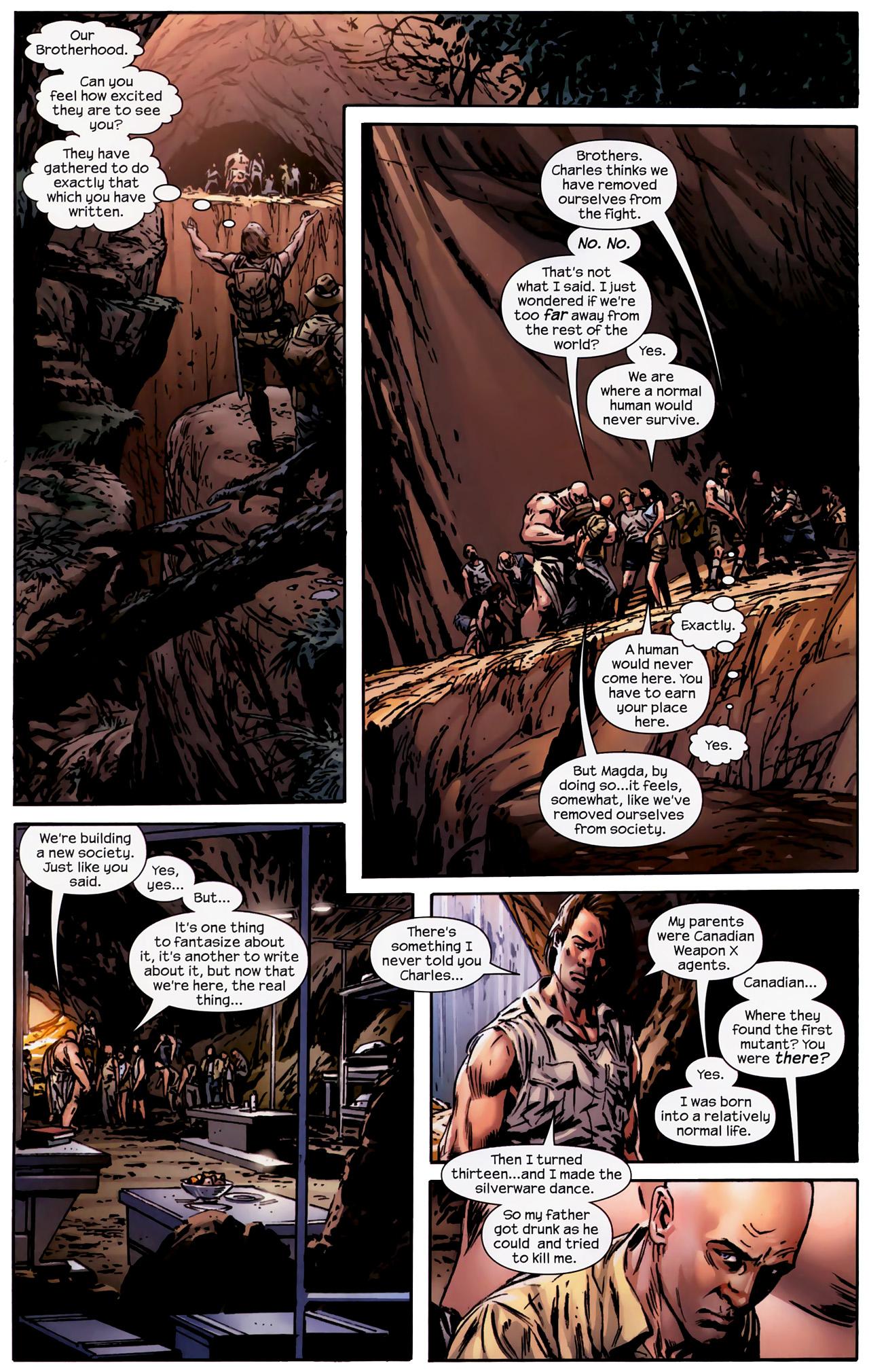 Read online Ultimate Origins comic -  Issue #3 - 16