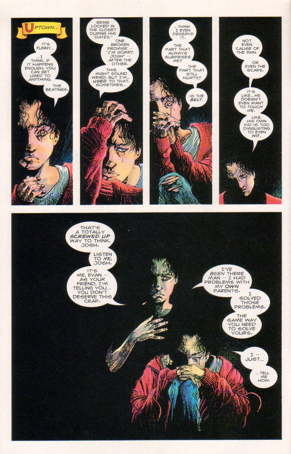 Read online Hellshock comic -  Issue #4 - 5