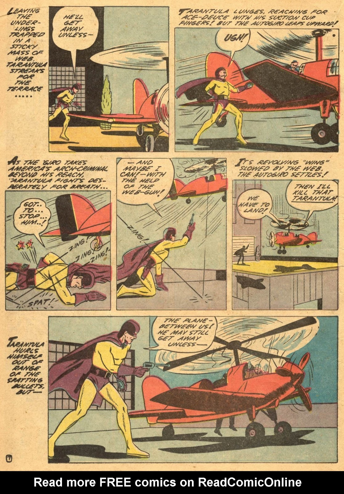 Star Spangled Comics (1941) issue 1 - Page 38