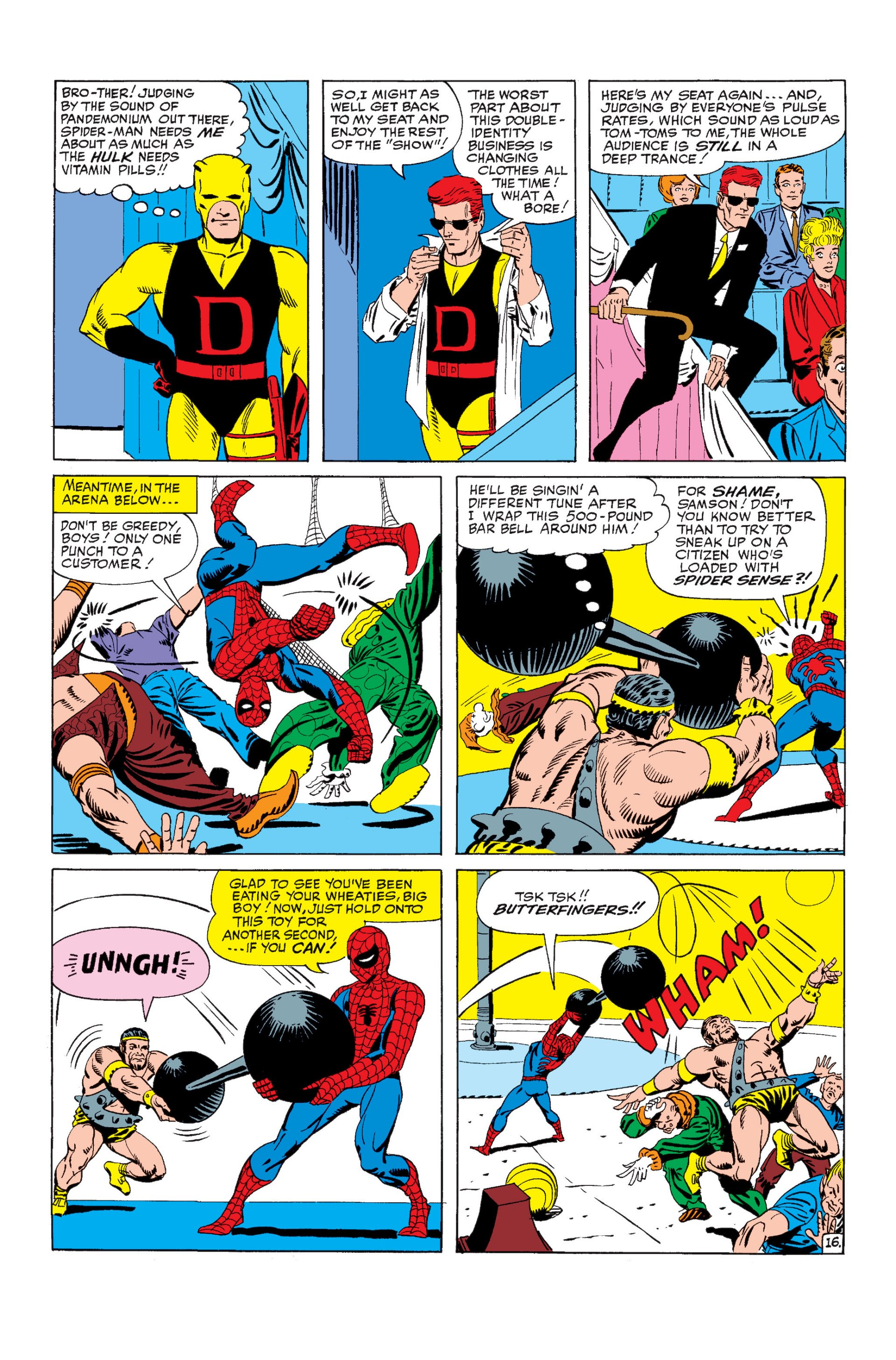 The Amazing Spider-Man (1963) 16 Page 16