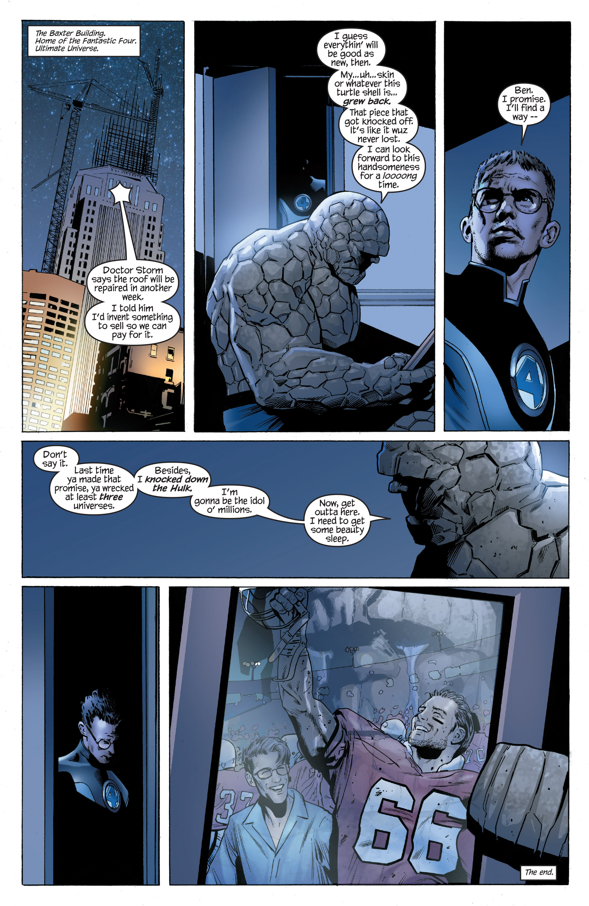 Read online Ultimate Power comic -  Issue #9 - 21