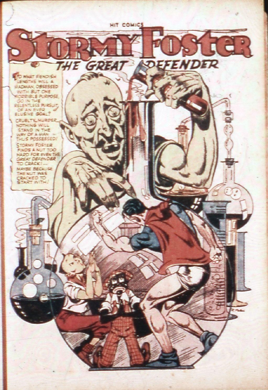 Read online Hit Comics comic -  Issue #30 - 38