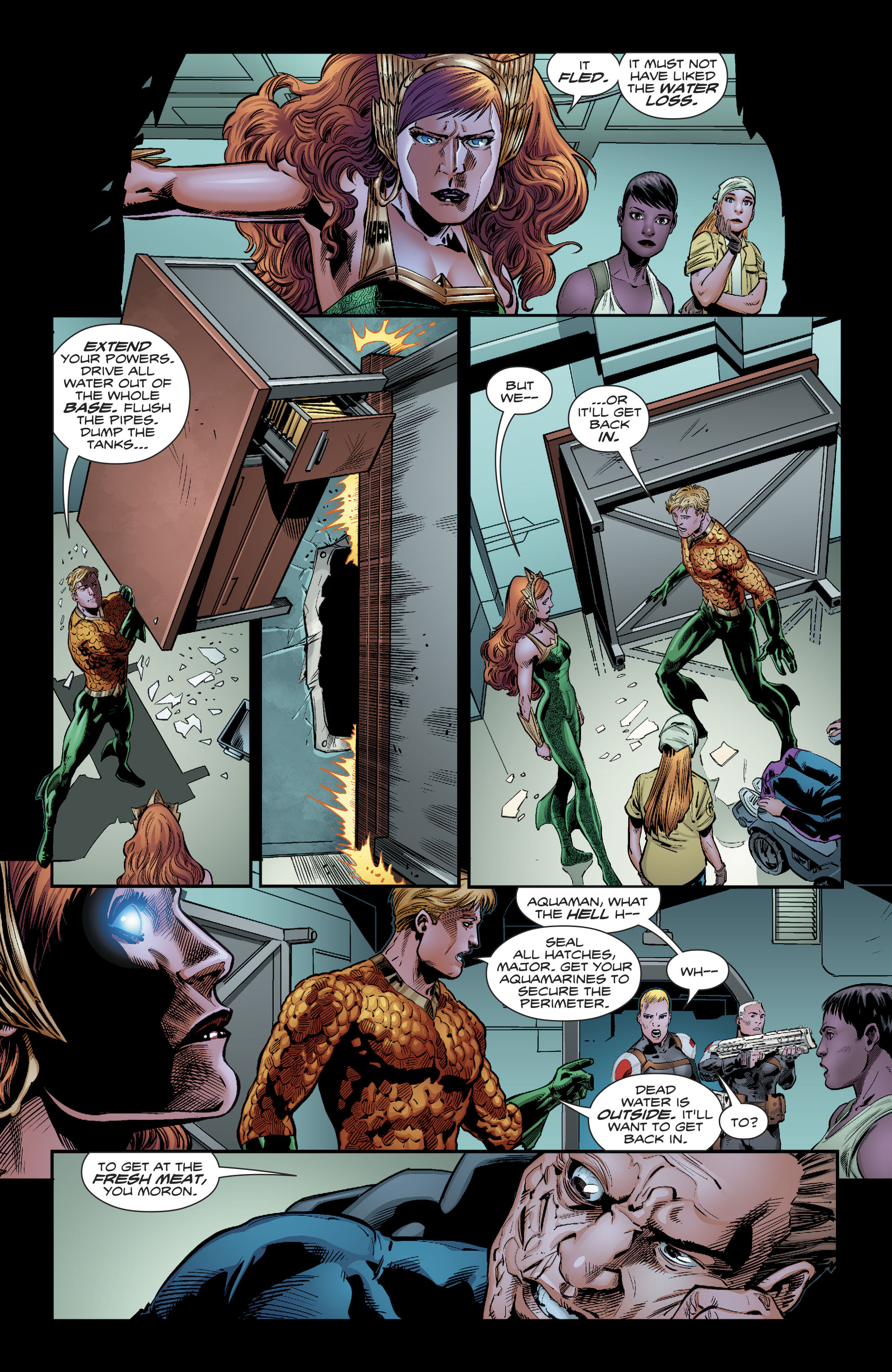 Aquaman (2016) issue 20 - Page 7