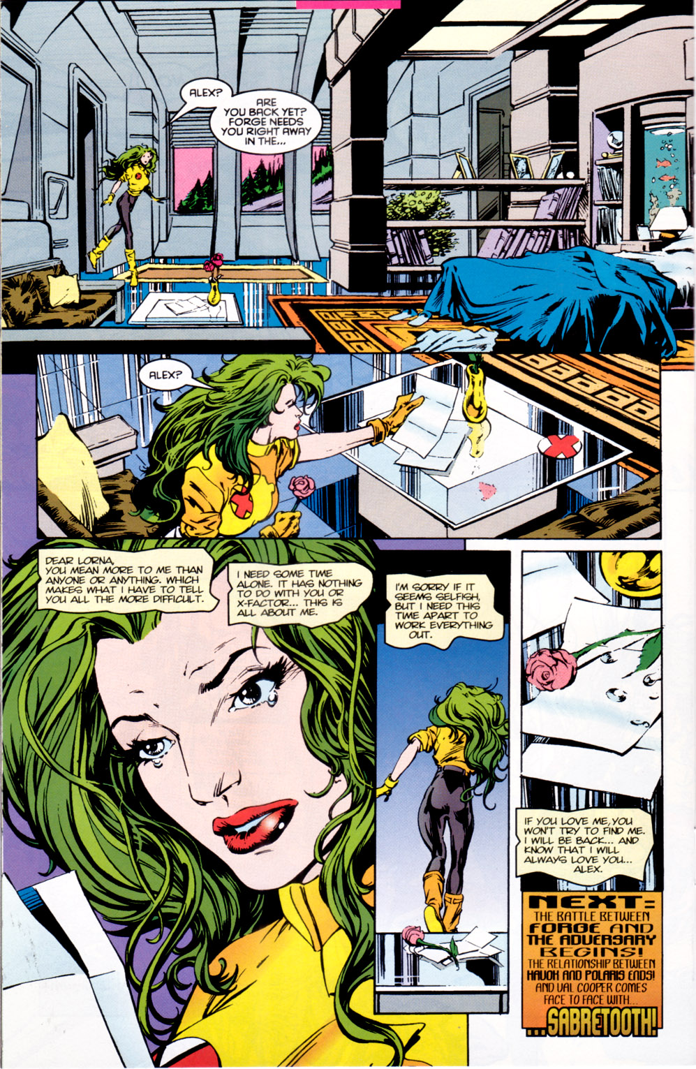 Read online X-Factor (1986) comic -  Issue #118 - 24