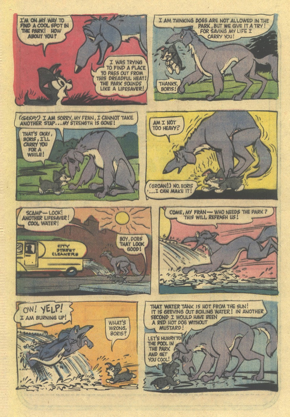 Scamp (1967) issue 13 - Page 20