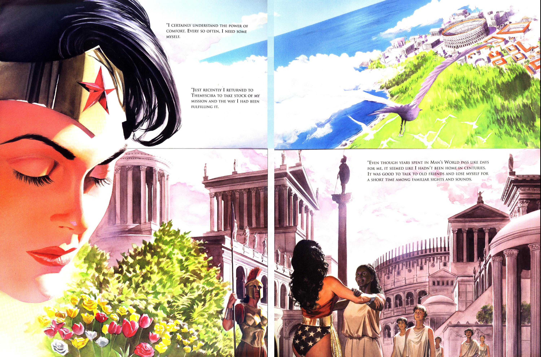 Read online Wonder Woman: Spirit of Truth comic -  Issue # Full - 19