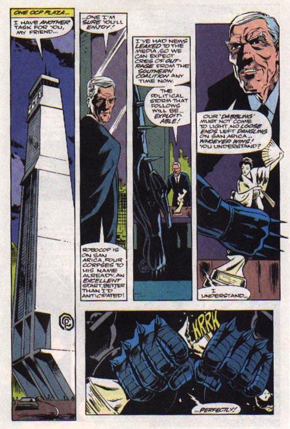 Read online Robocop (1990) comic -  Issue #22 - 12