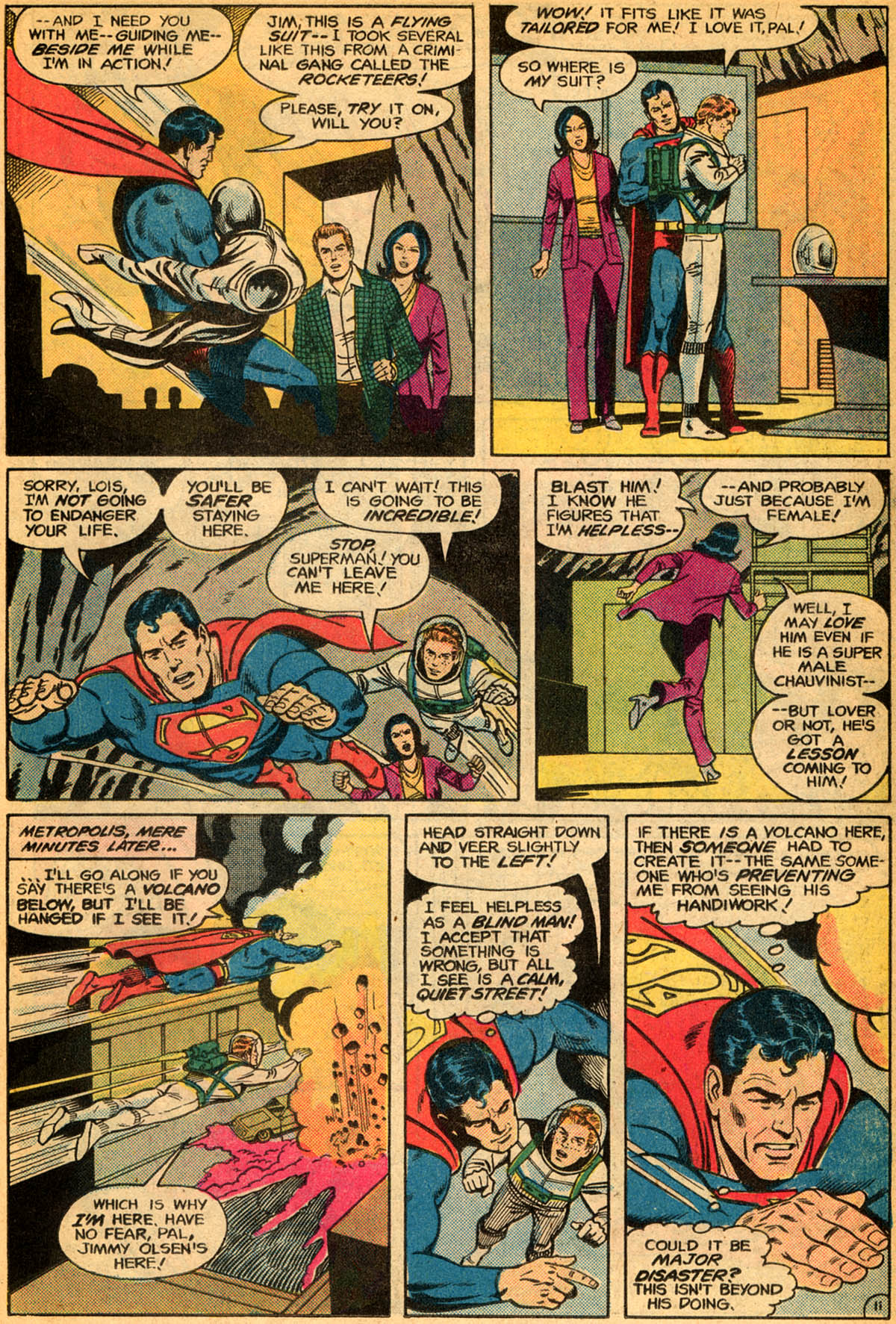 Read online Action Comics (1938) comic -  Issue #529 - 12