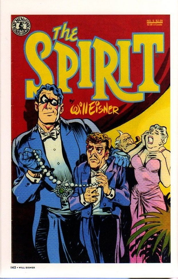 Read online Will Eisner's The Spirit Archives comic -  Issue # TPB 26 (Part 2) - 49