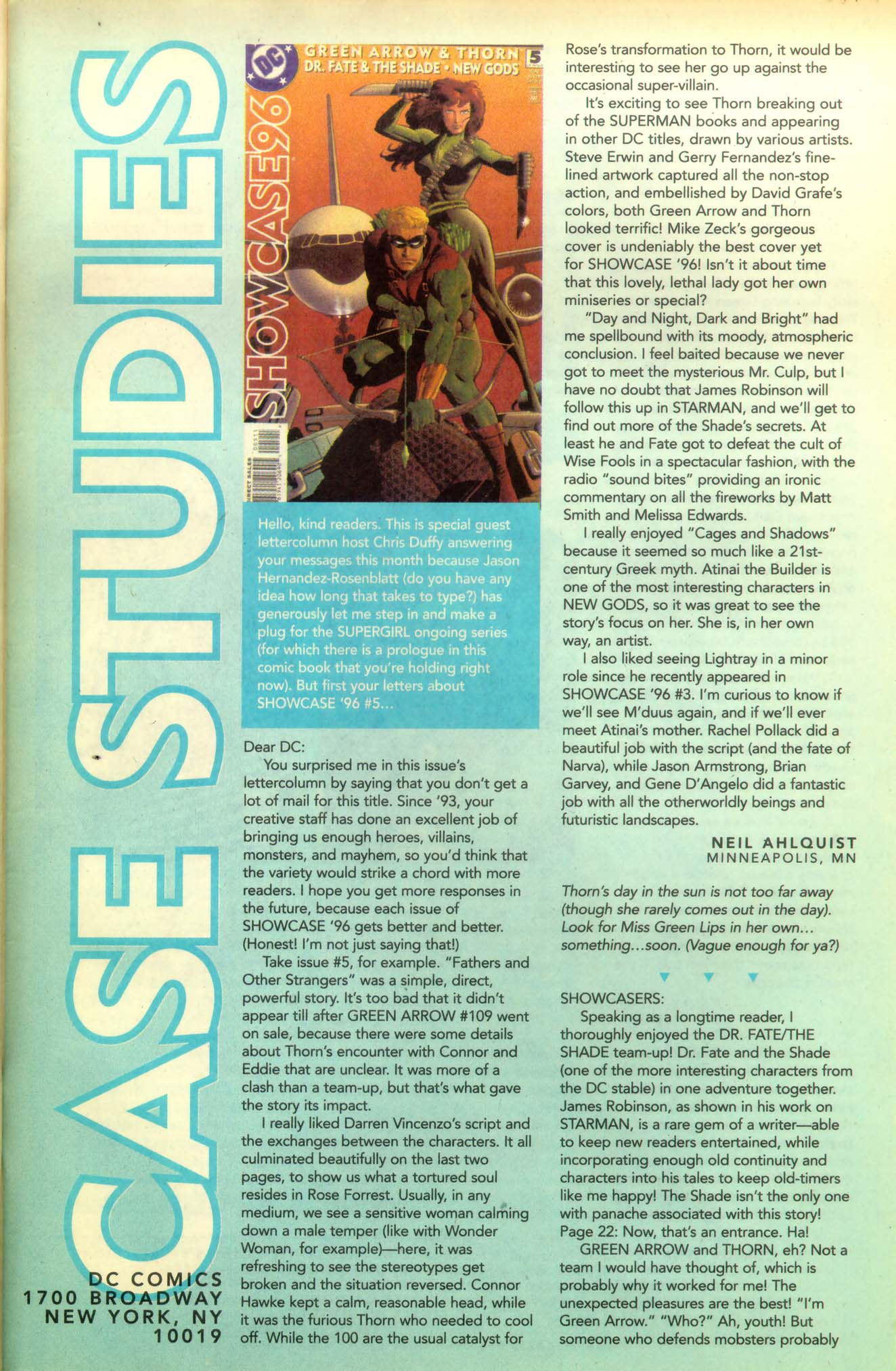 Read online Showcase '96 comic -  Issue #8 - 40