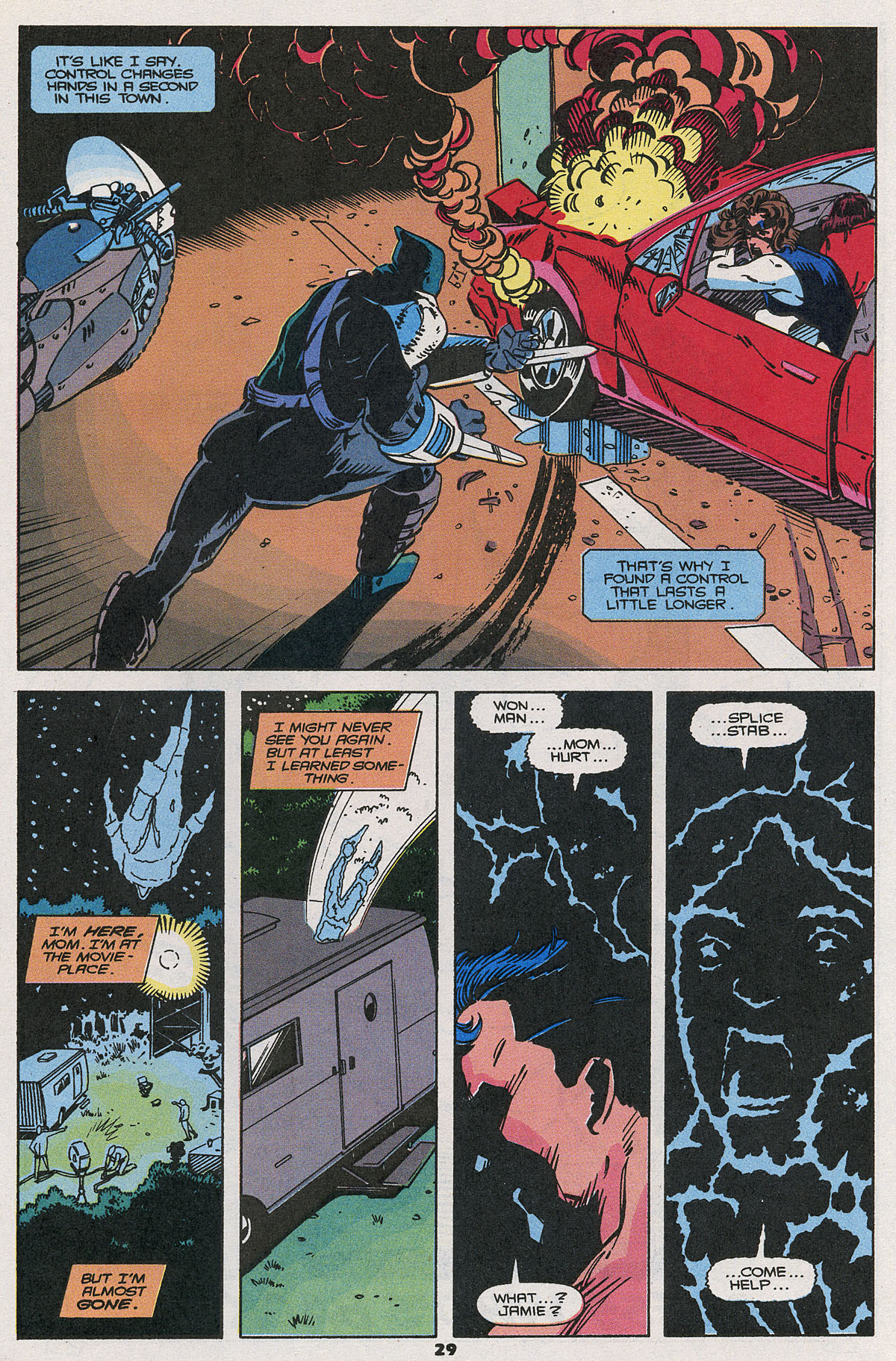 Read online Wonder Man (1991) comic -  Issue #20 - 22