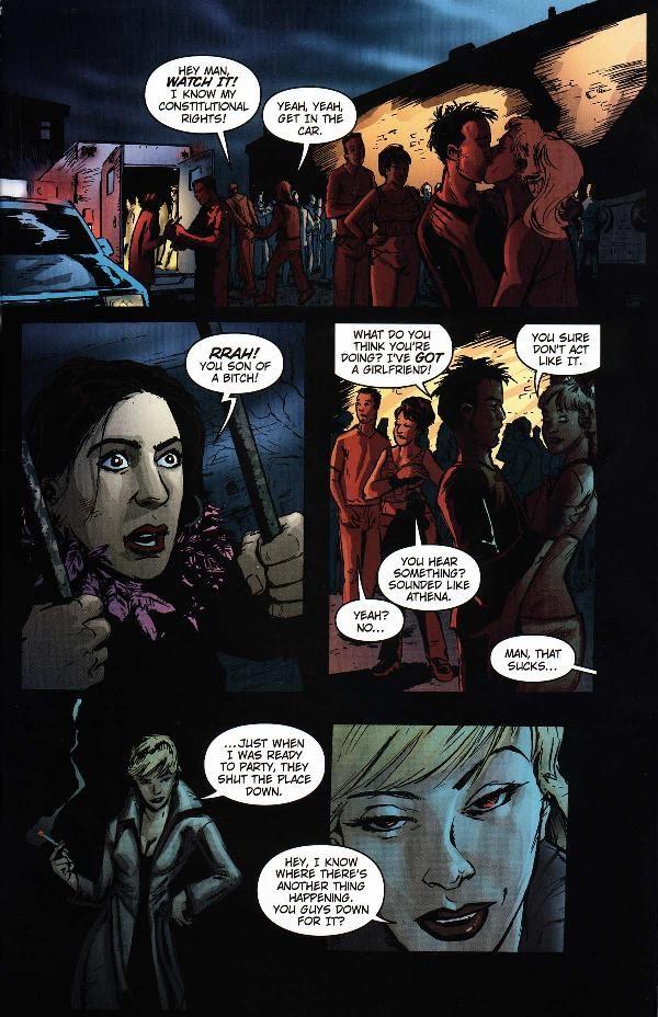 Read online Vampire the Masquerade comic -  Issue # Nosferatu - 15