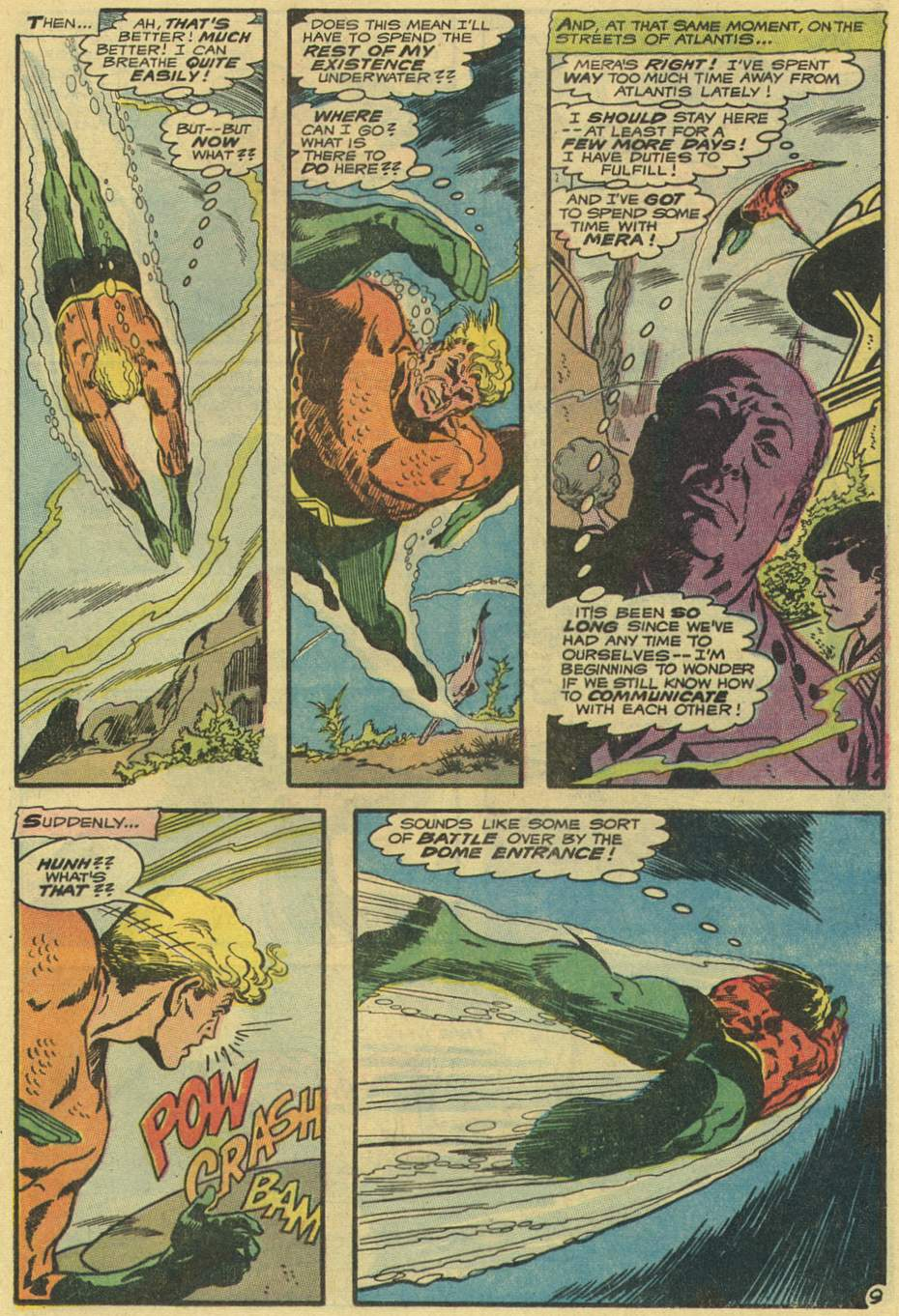 Read online Aquaman (1962) comic -  Issue #54 - 13